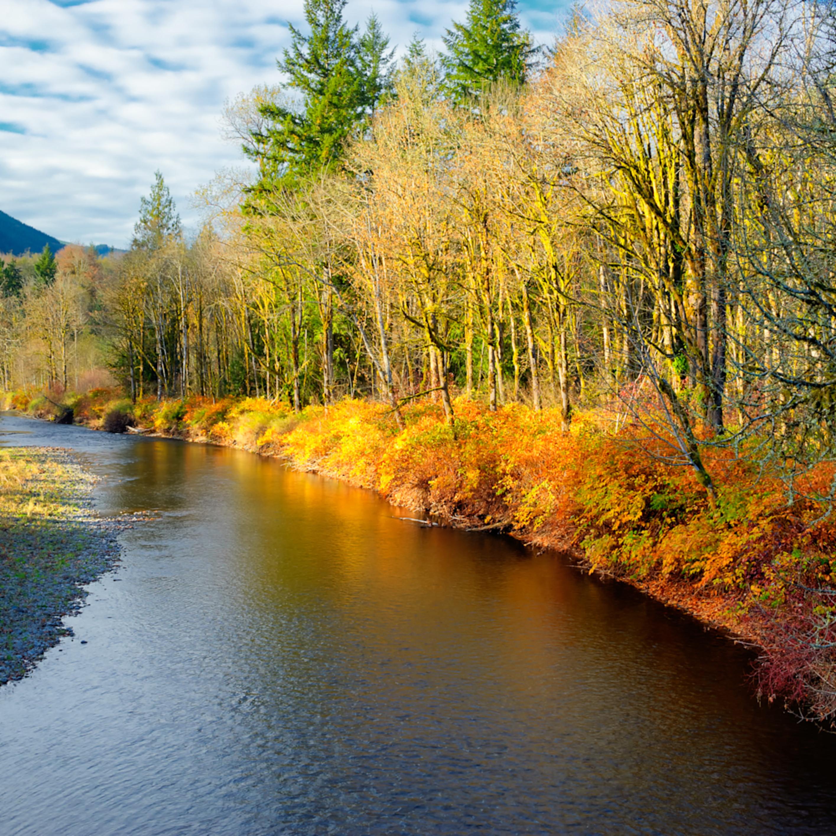 Late autumn colors tilton river wa november 2013 gh9vvg