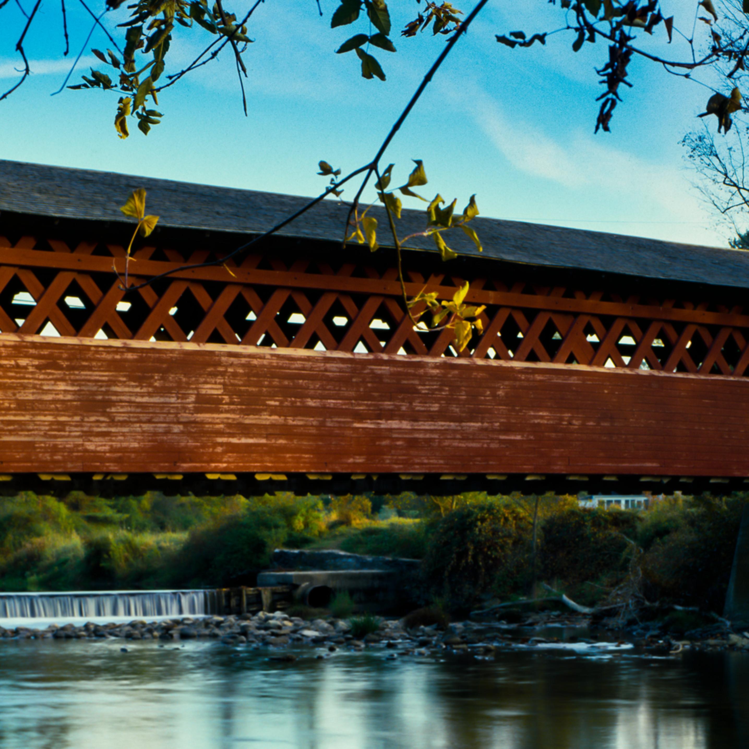The henry covered bridge bdvjms