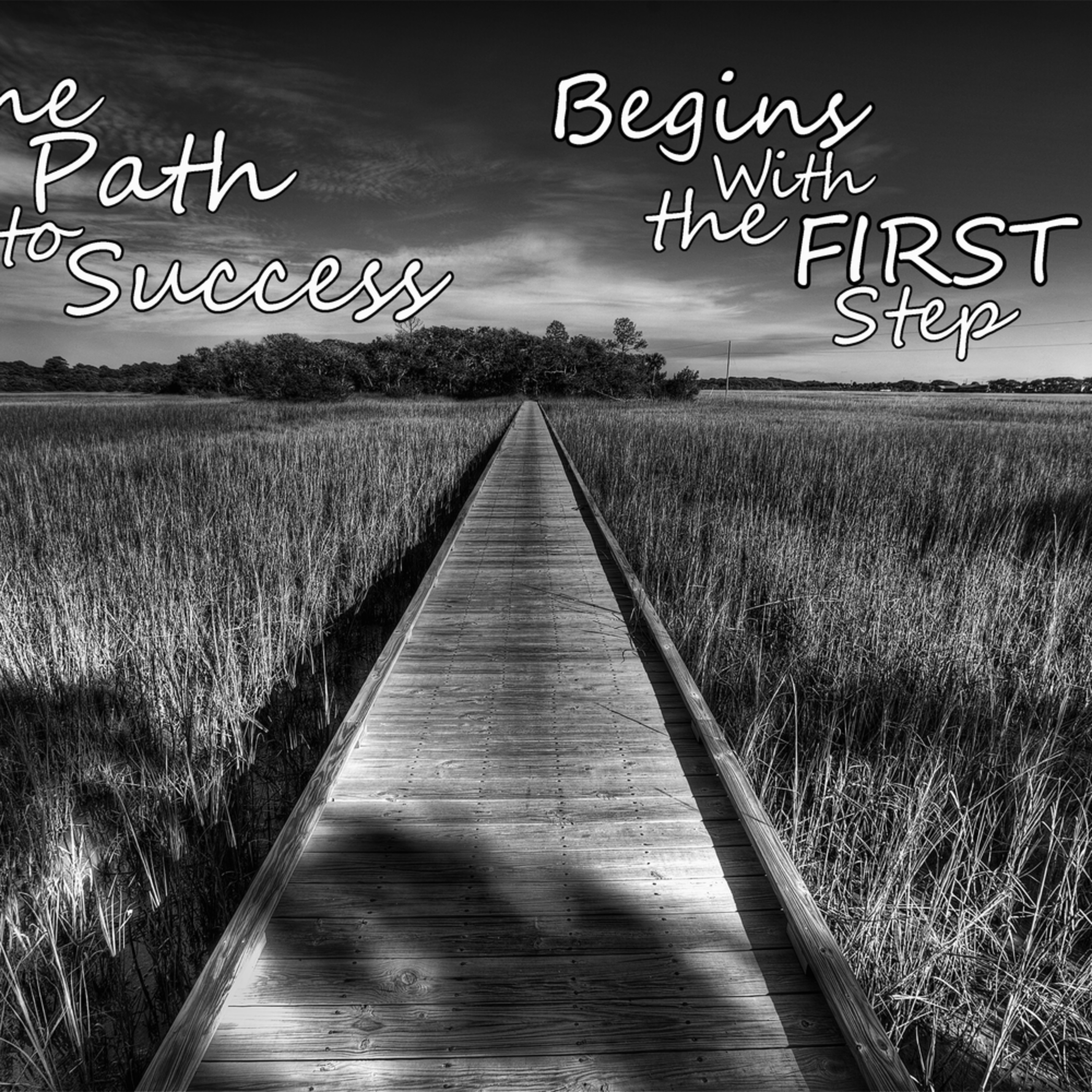 The path to success begins with the first step vg2tvn