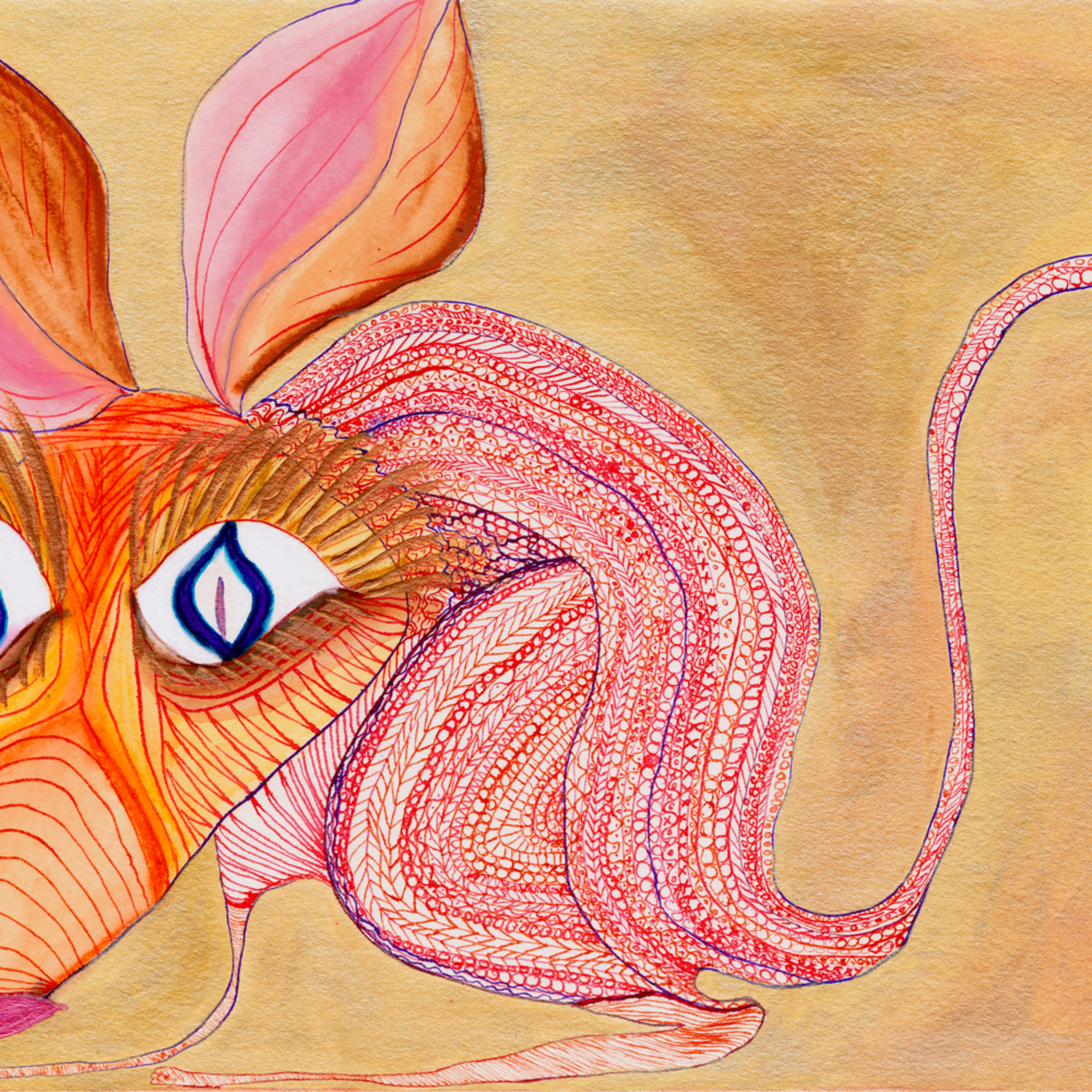 Henna mouse gzb0fd
