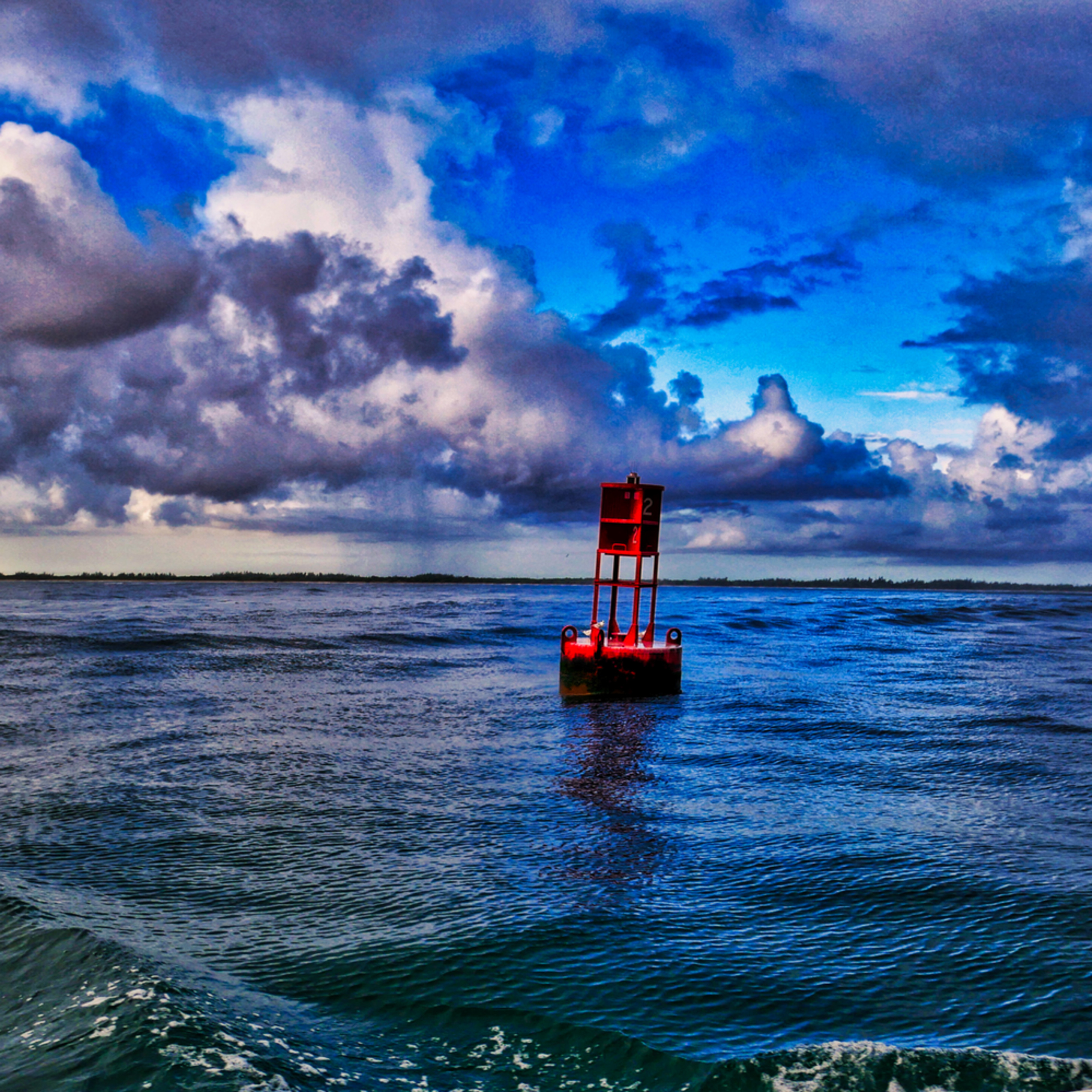 The red buoy ok9h7n