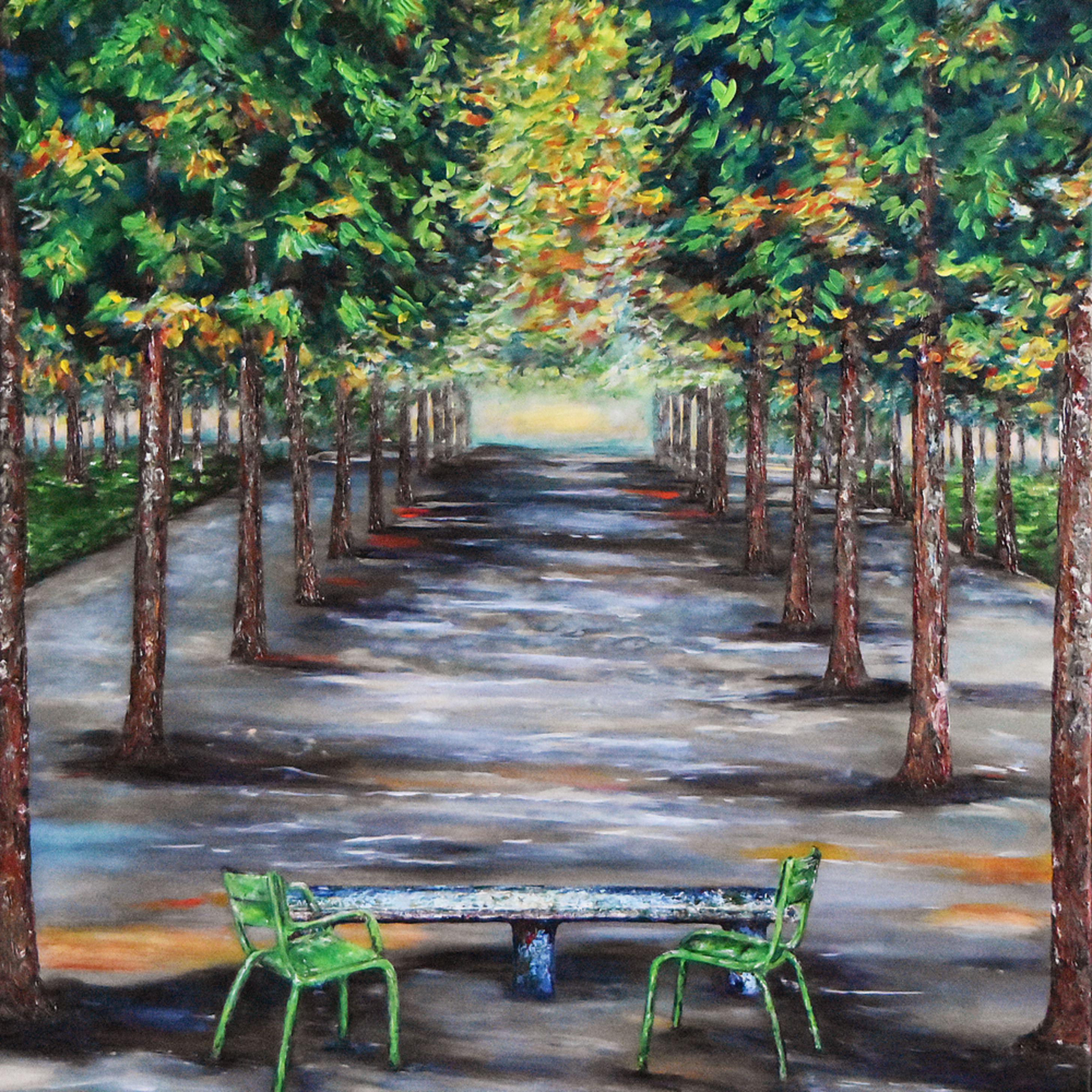 Anna kim.tuileries garden.24x30 aa3vtc