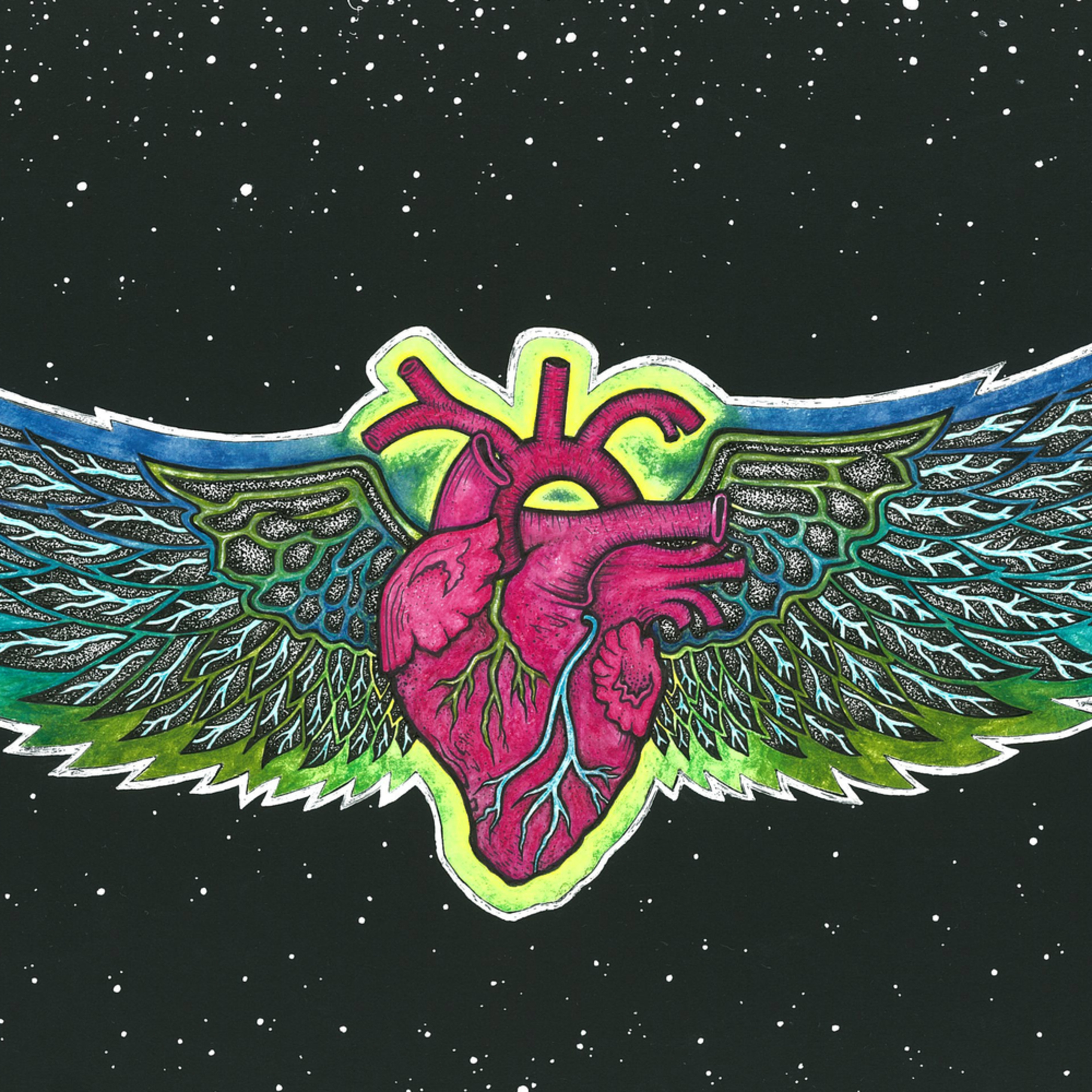 Wingged heart asf zrlfgg
