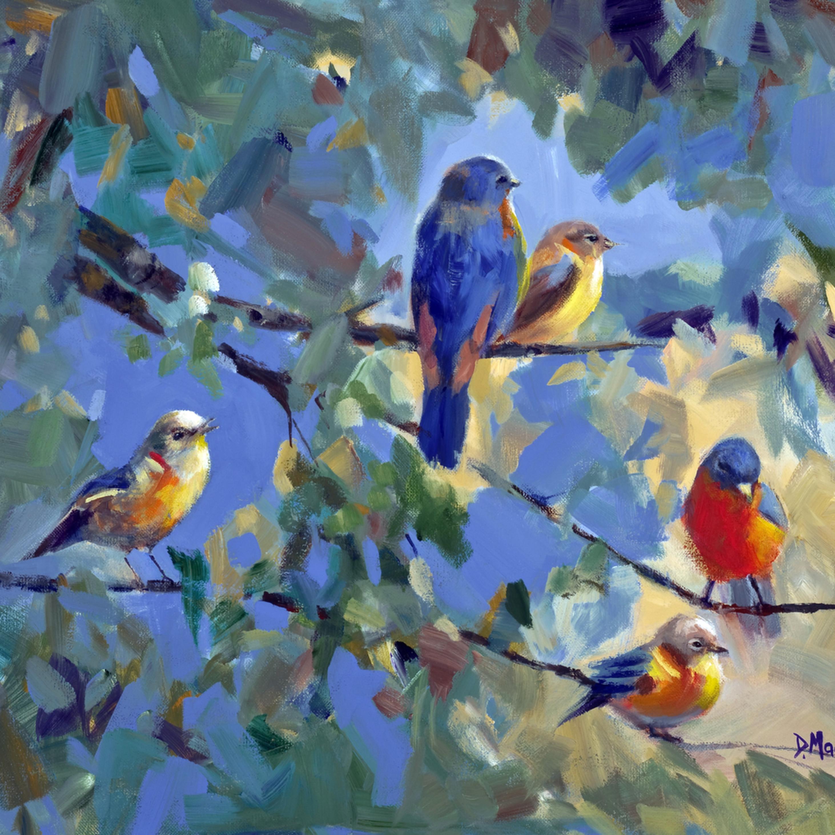 Five birds xxan ft4myx