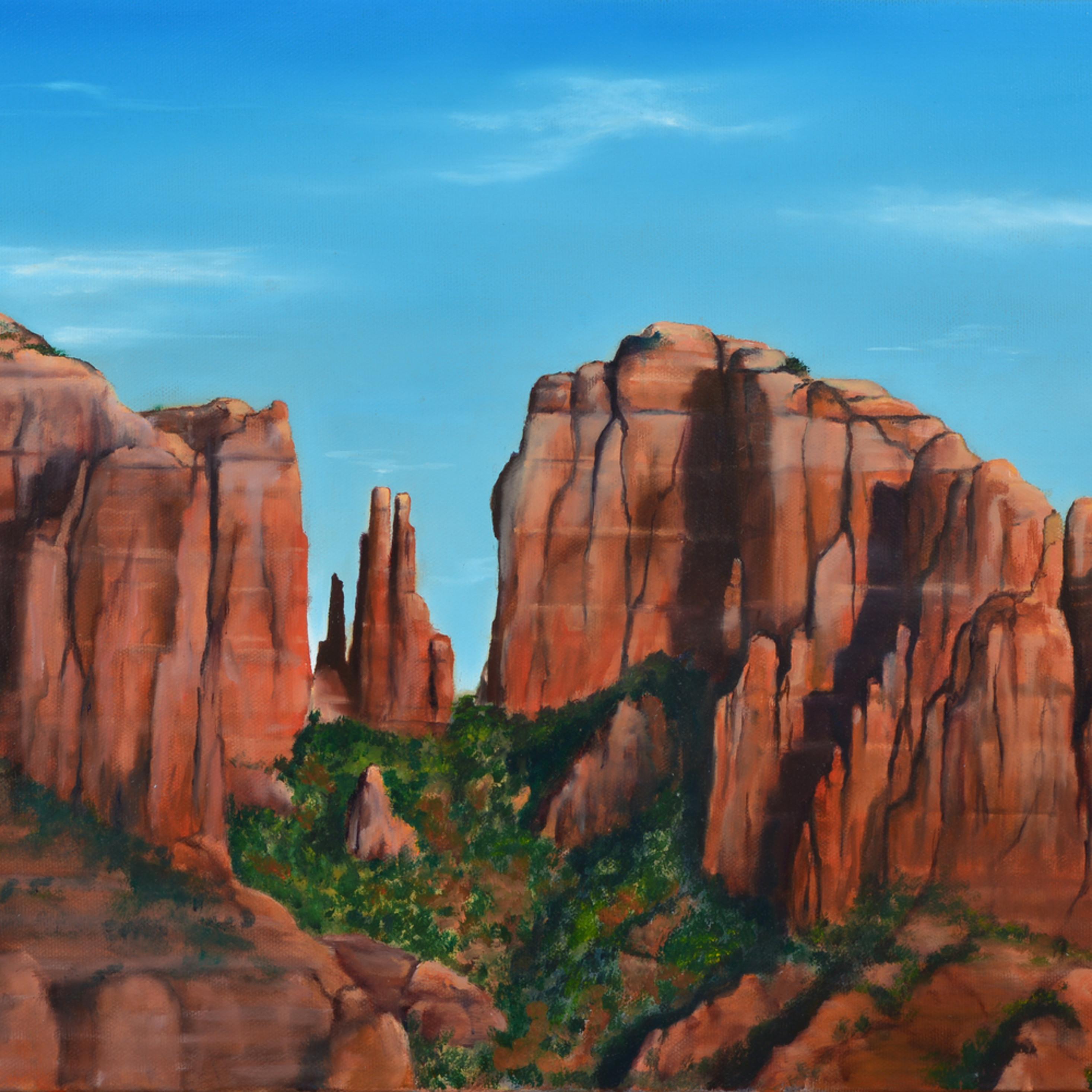 37  western view oil on canvas by monica marquez gatica mmg art studio sjcbes