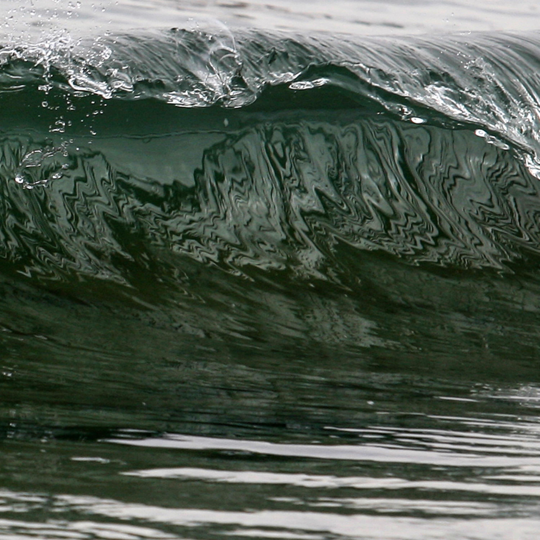 Green shiny waves z42sor