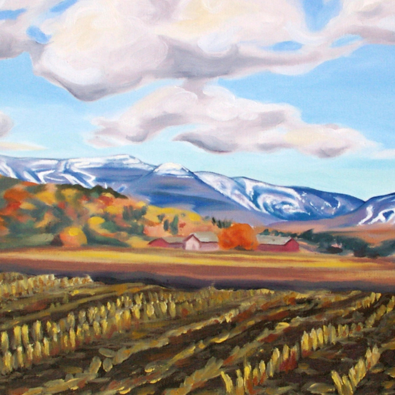 Autumn snow vermont mjo0eu