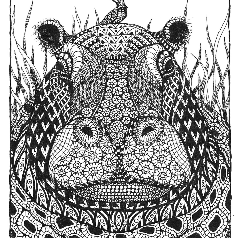 Hippo  b w gyw35u