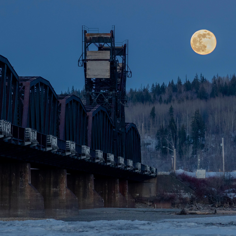 Cn train bridge no 10 m5iokb