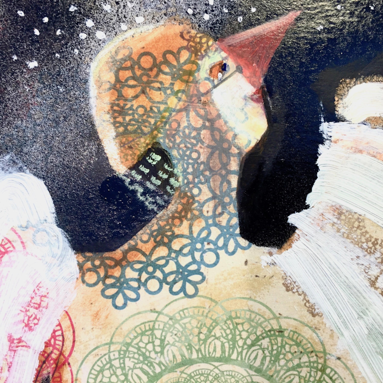 Masked angel hplqqi