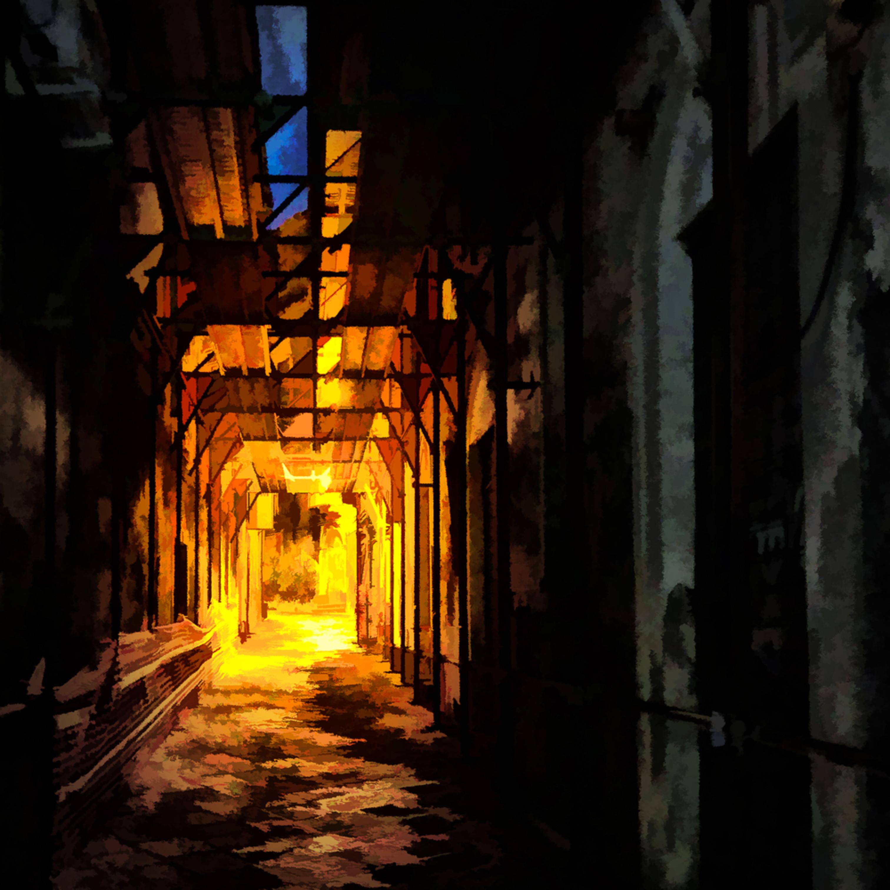 Dante s alley  au9bcj