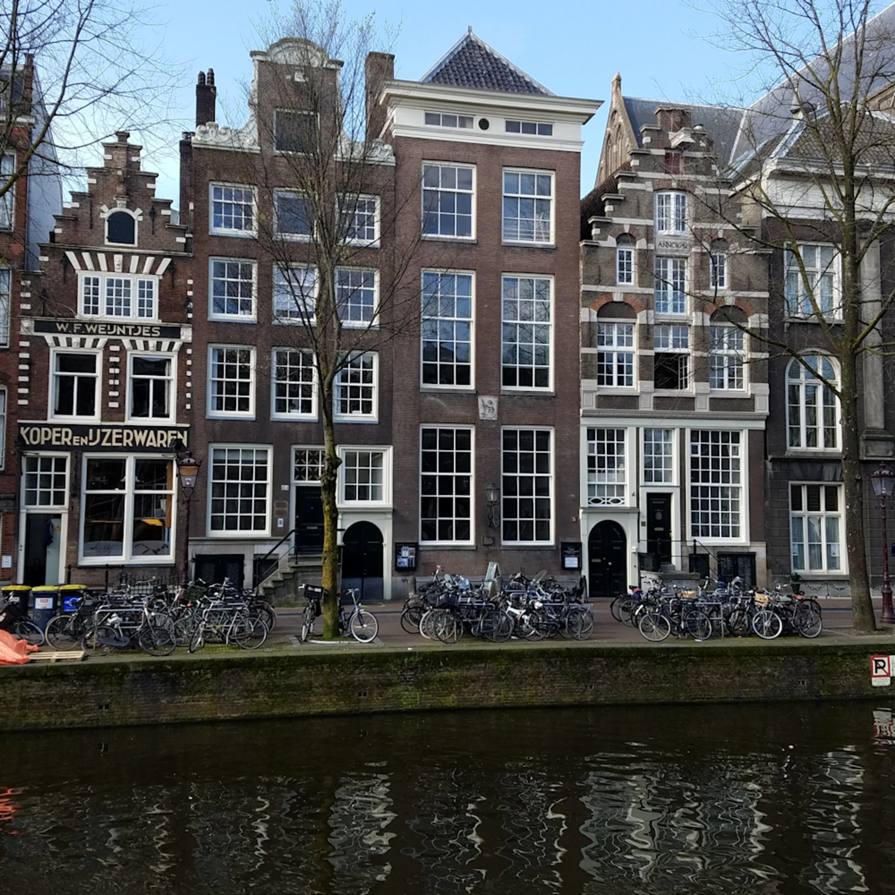 Amsterdam canals and canal houses 2 ausf57