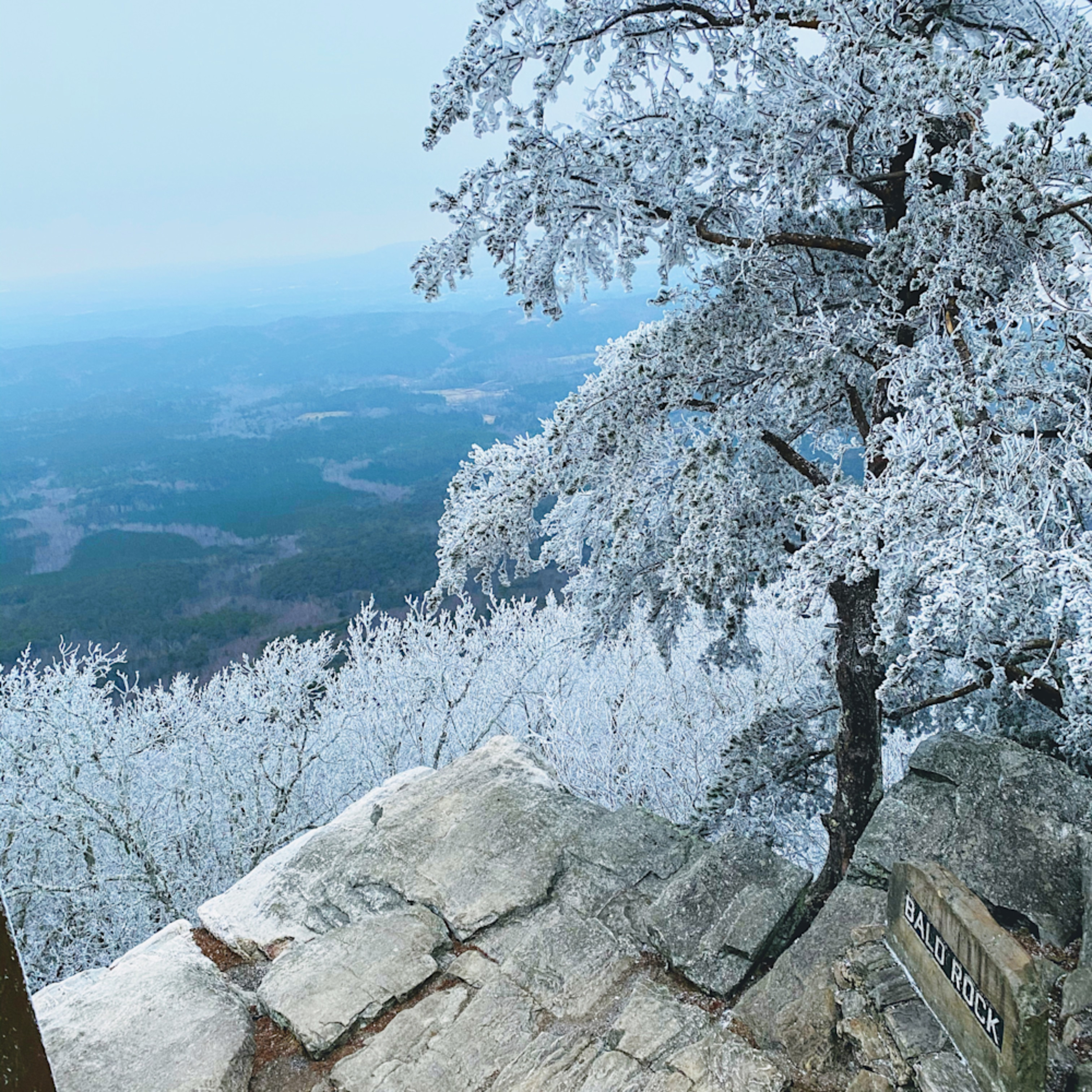 Cheaha in snow c4zjle