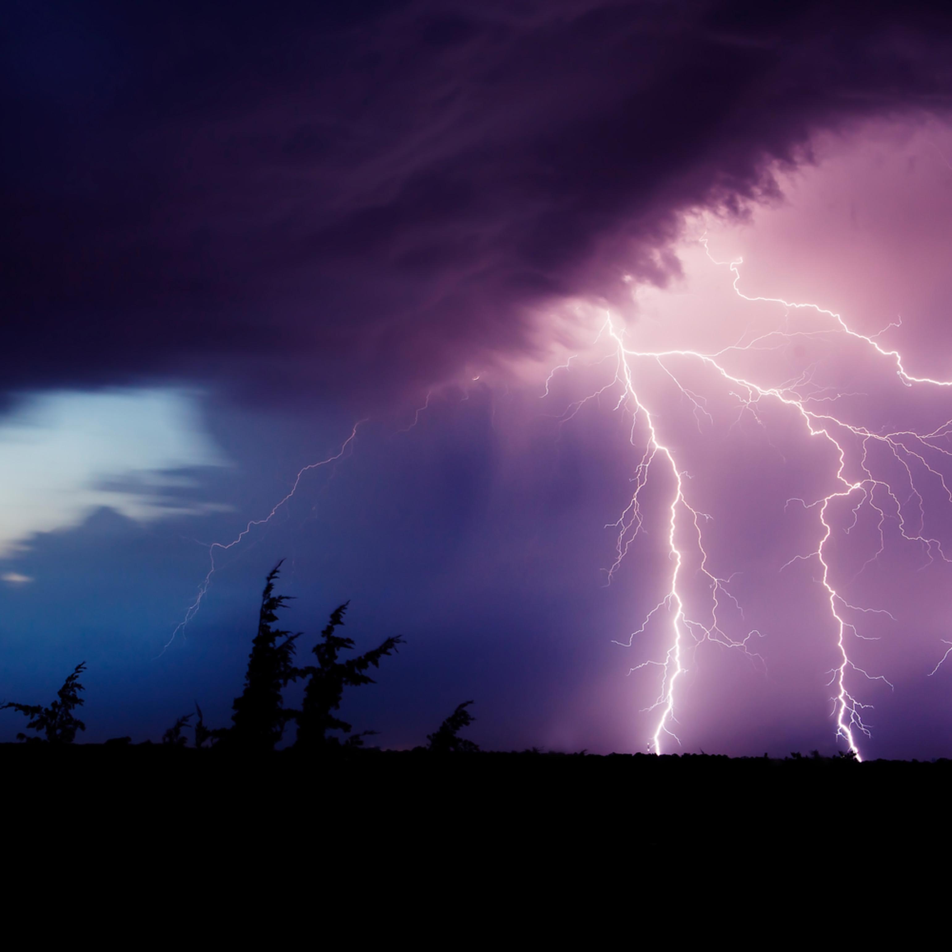 Lightning crashes   minnesota p5nqfn
