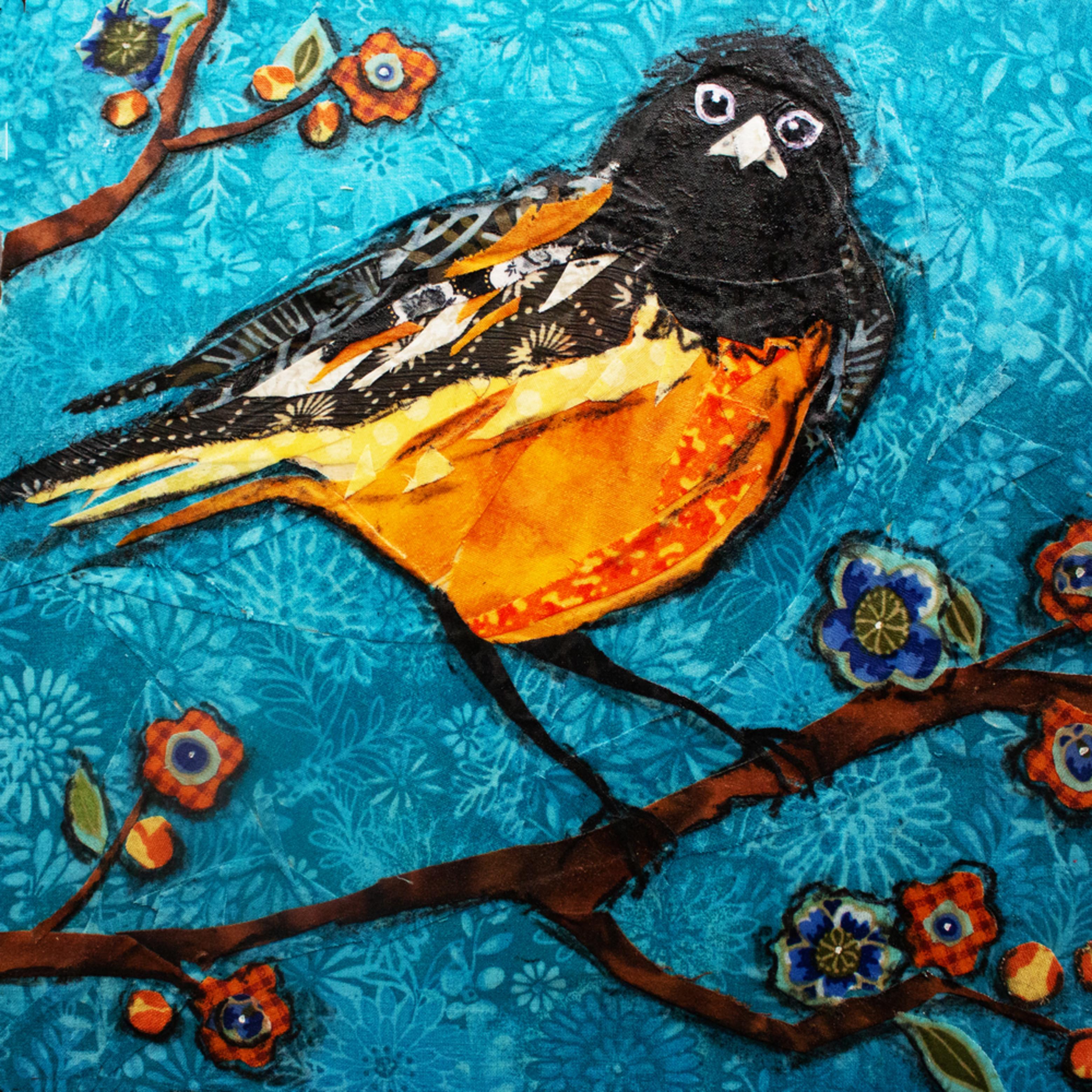 Robin 16 x 16 printful bxmsmi