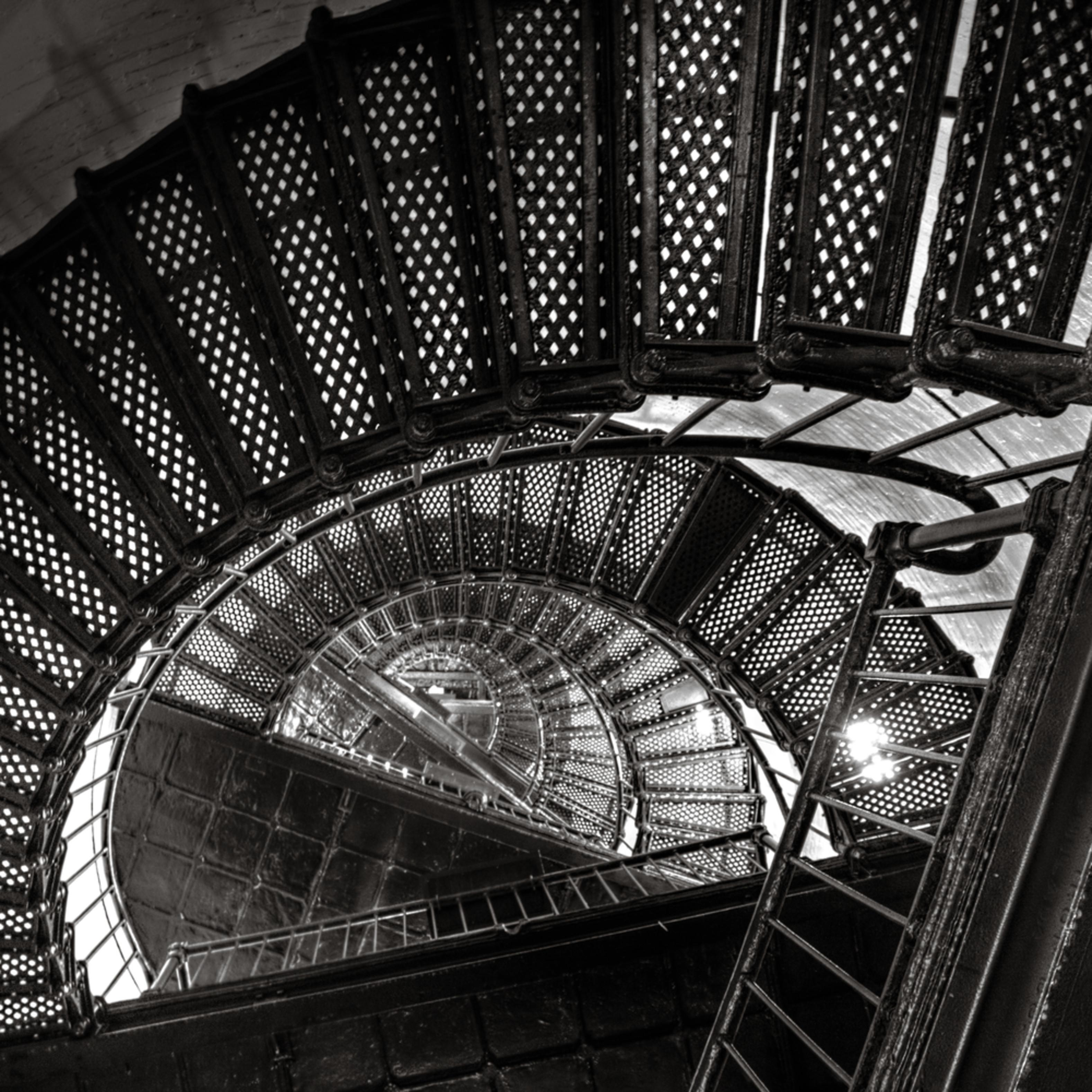 Hunting island staircase snqoim