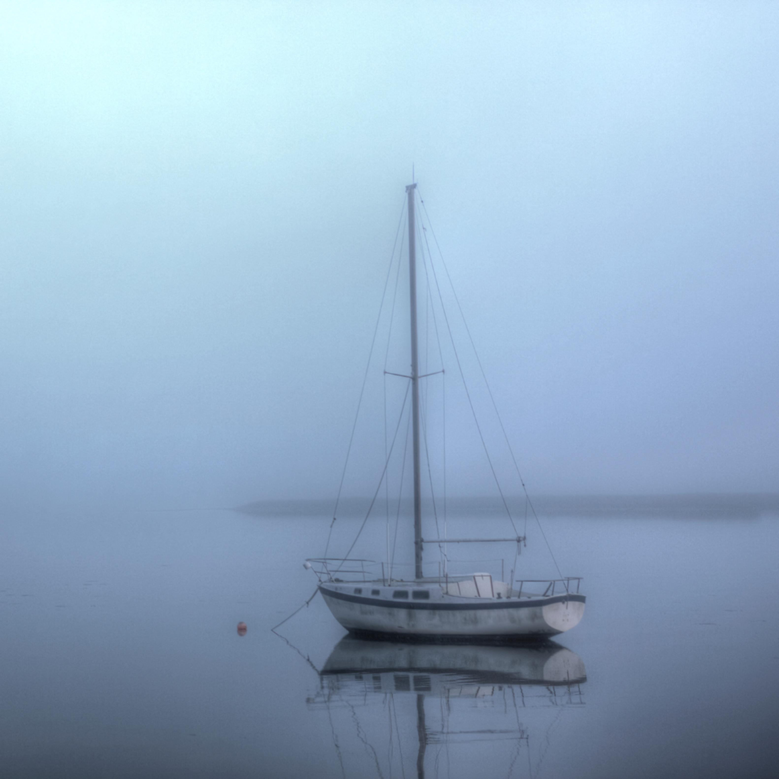 Lone sailboat ac6act