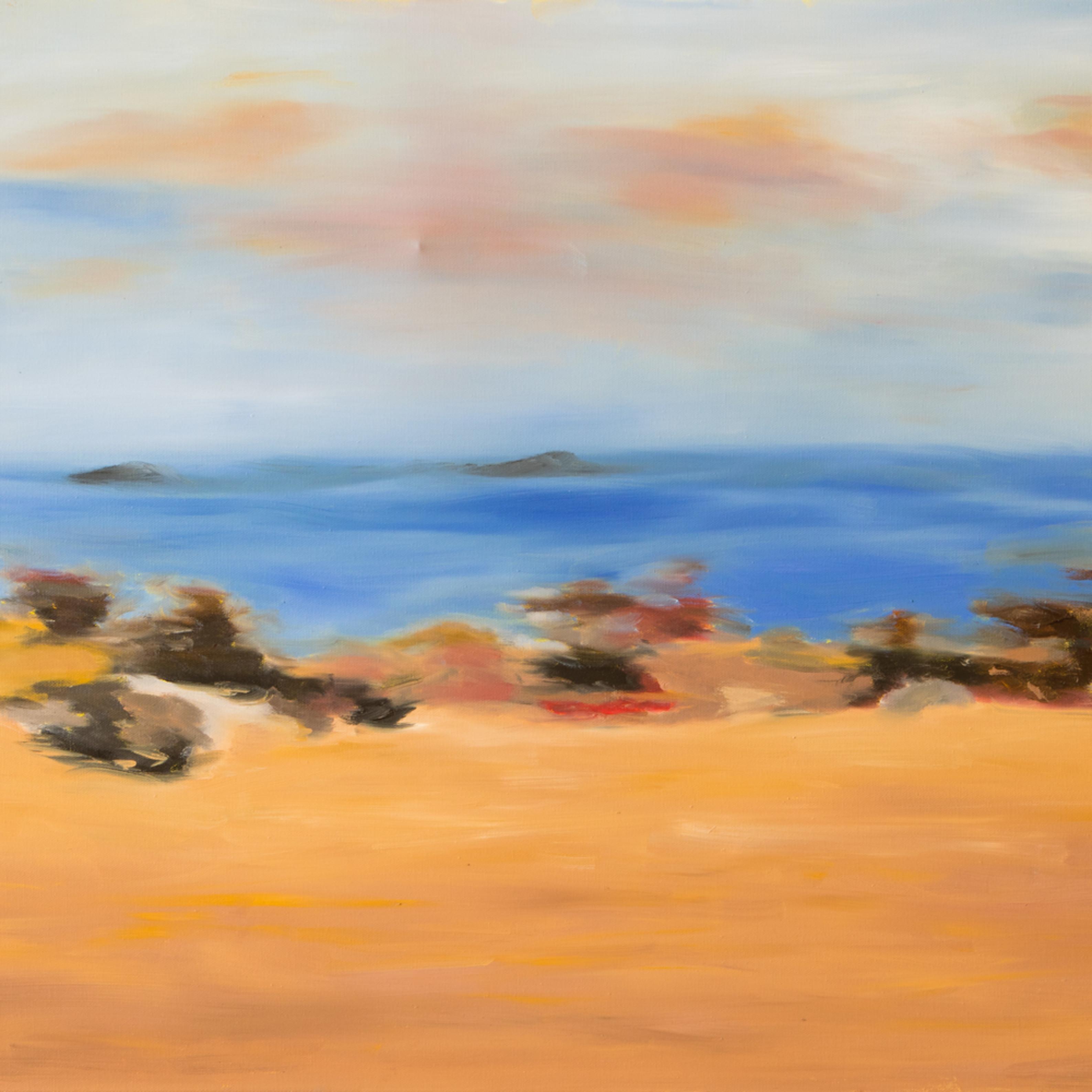 Driving by ocean beach  ane howard paintings 15 wjbndg