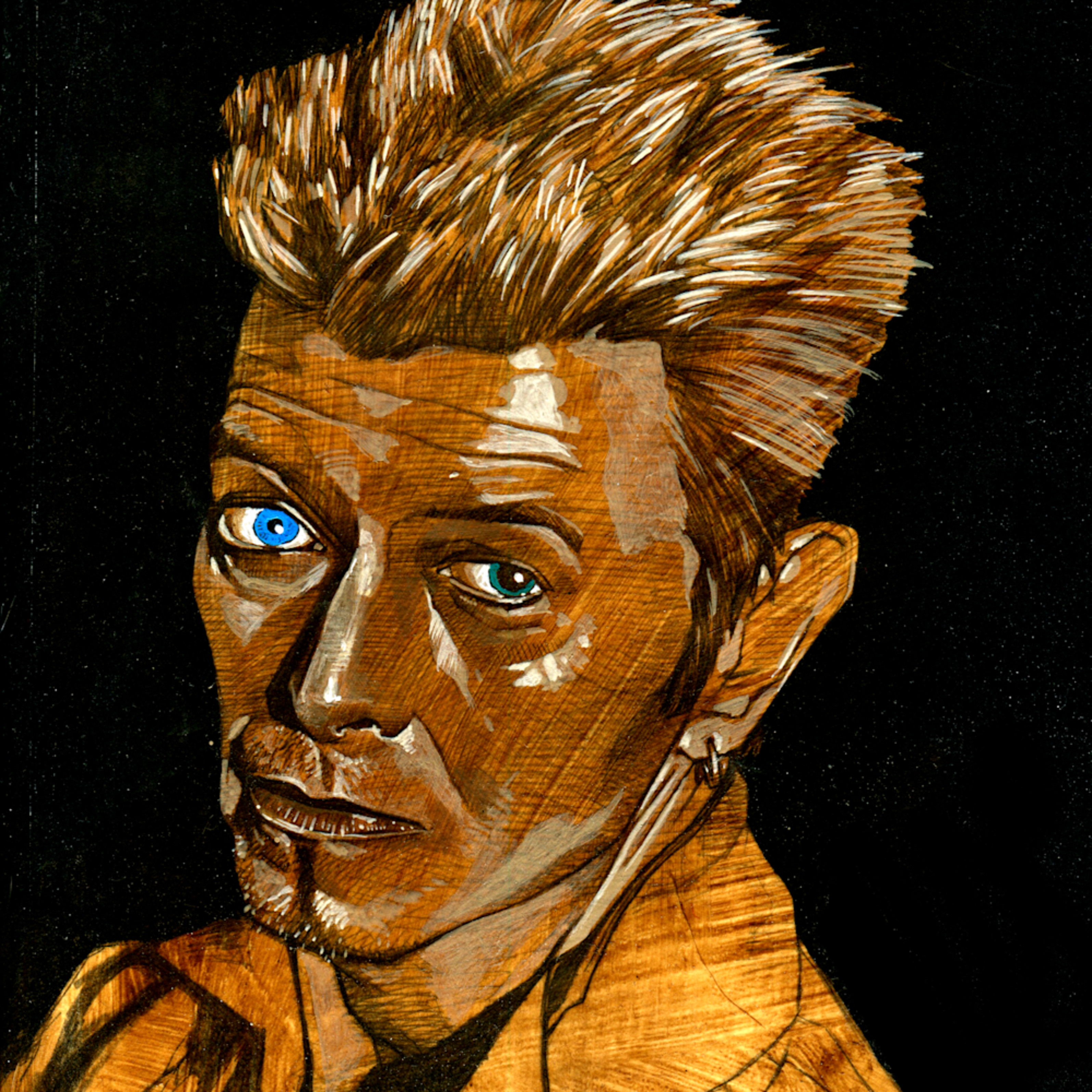 Bowie earthling01 kfjzse