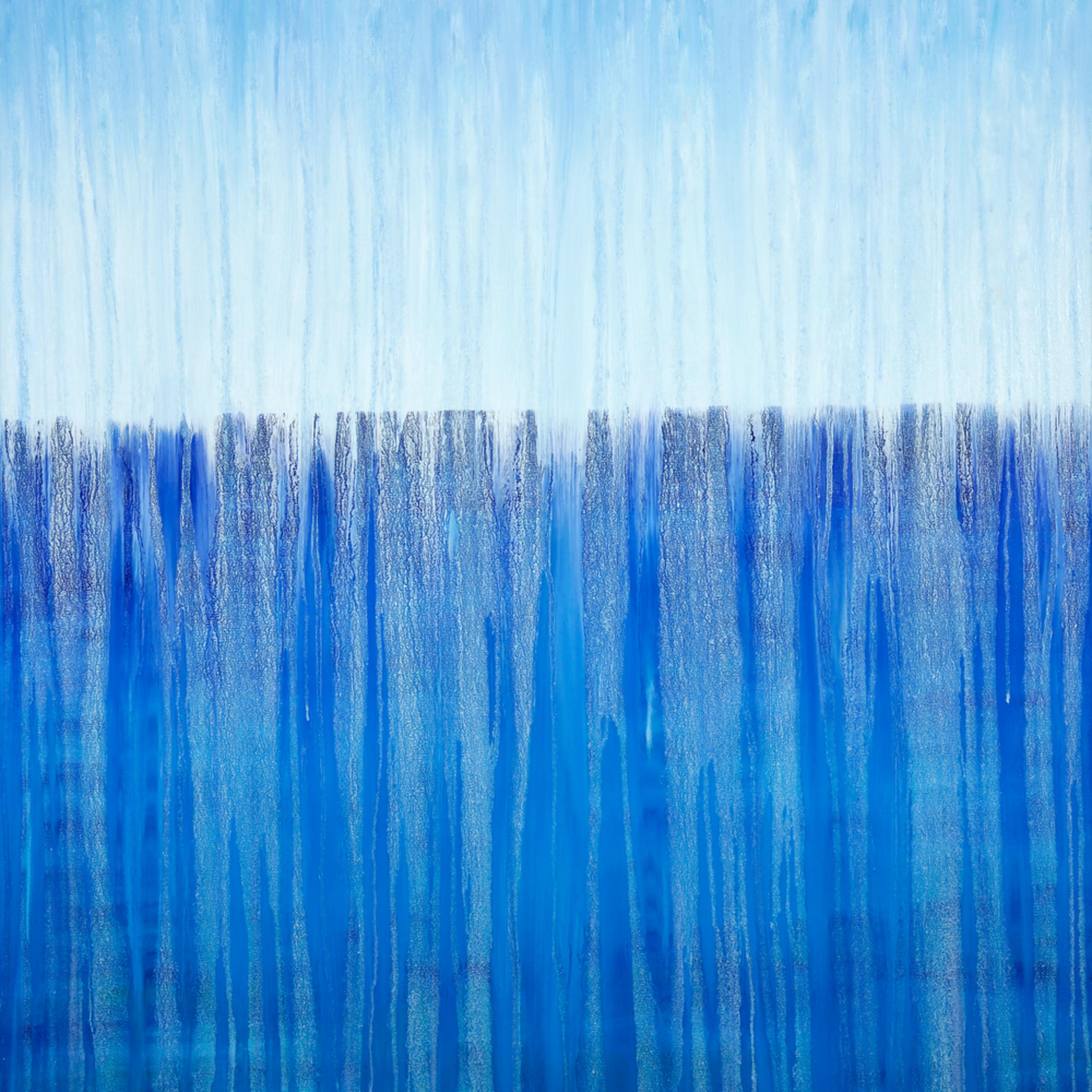 Rbrask rainymoment13 openoceanrain oilcanvas 30x40in qrgco0