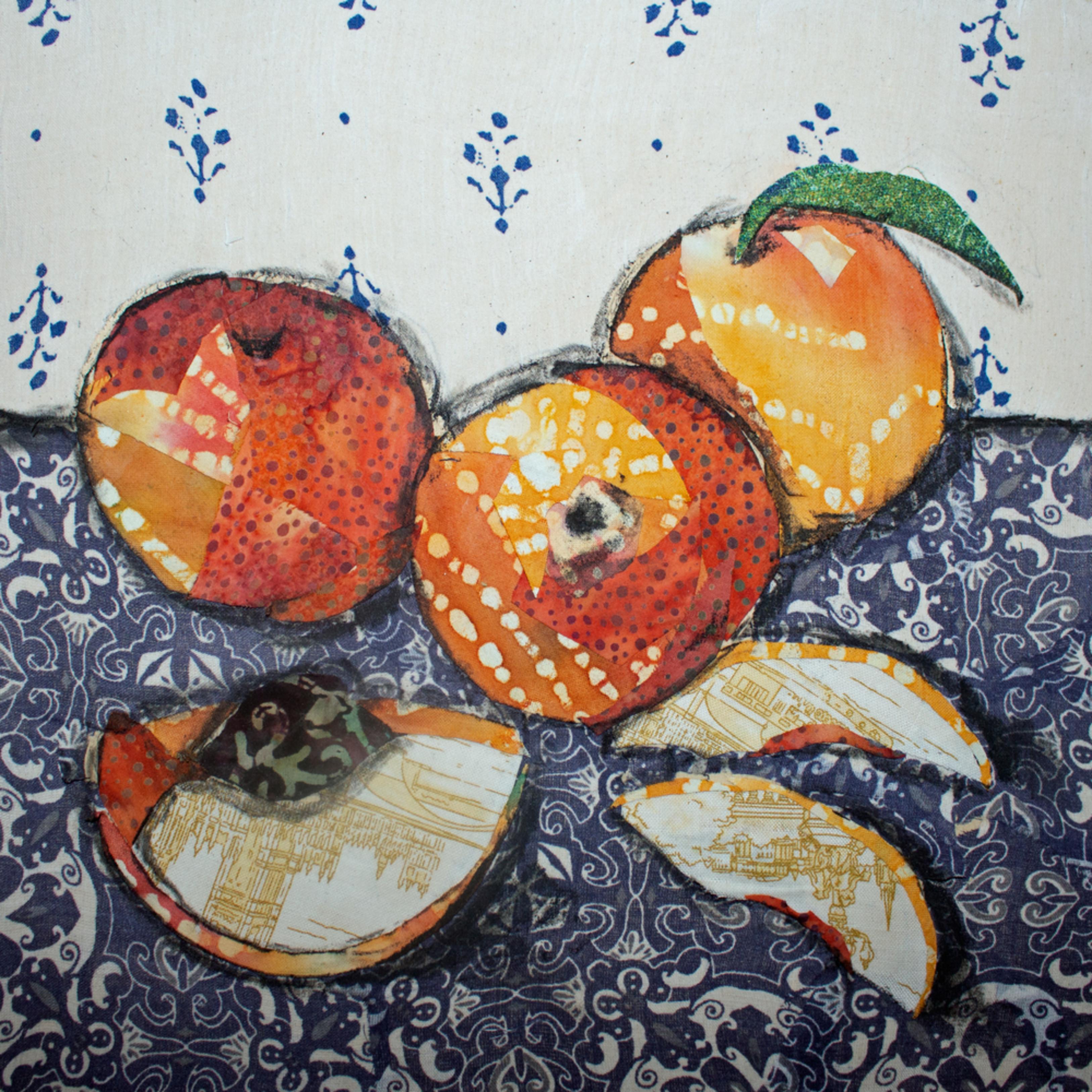 Peaches 16 x 16 printful cmmkhh