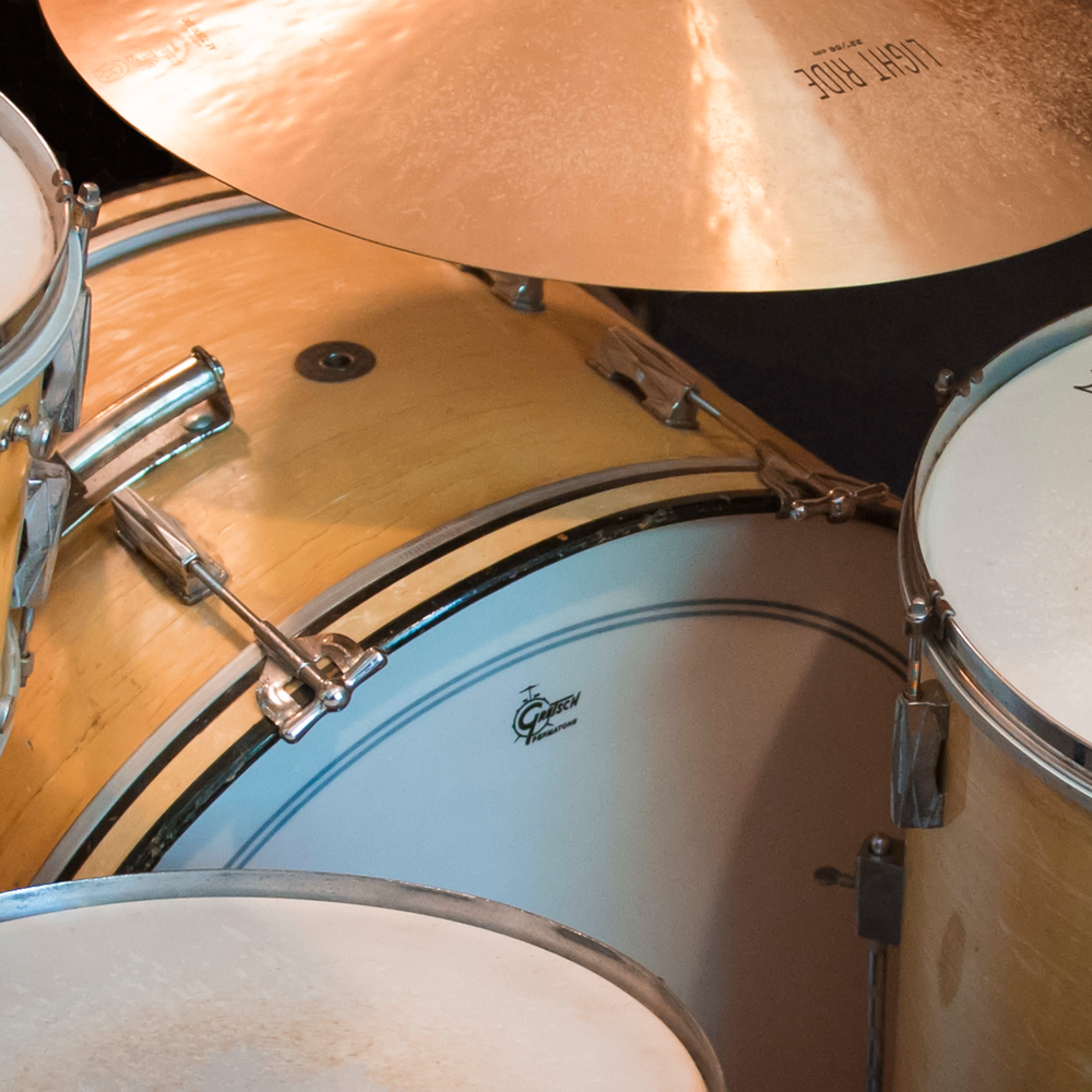 Jazz drums mlo6r9