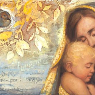 Lullaby in gold annie henrie nader web nizldt