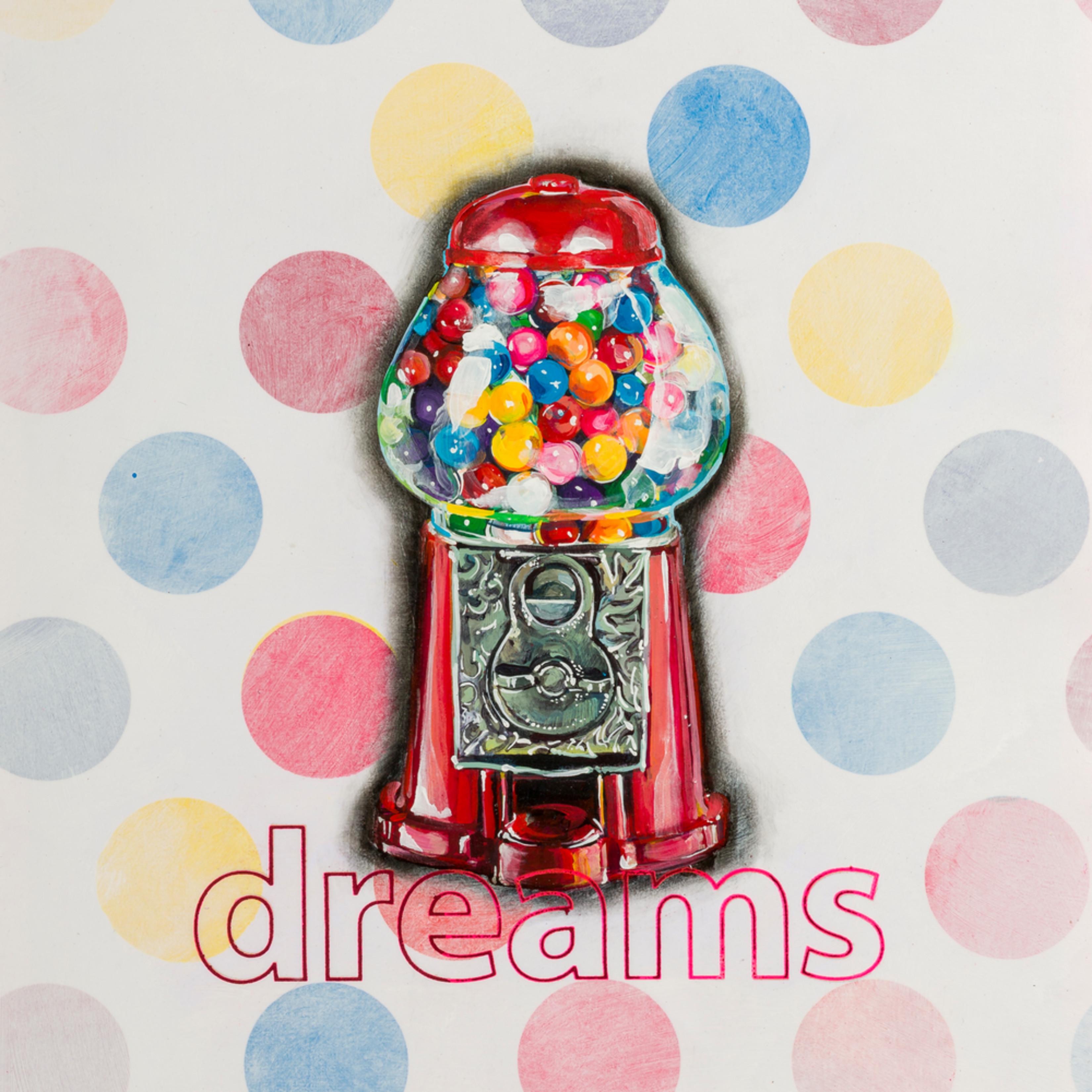 Bubblegum dreams tm9uwb