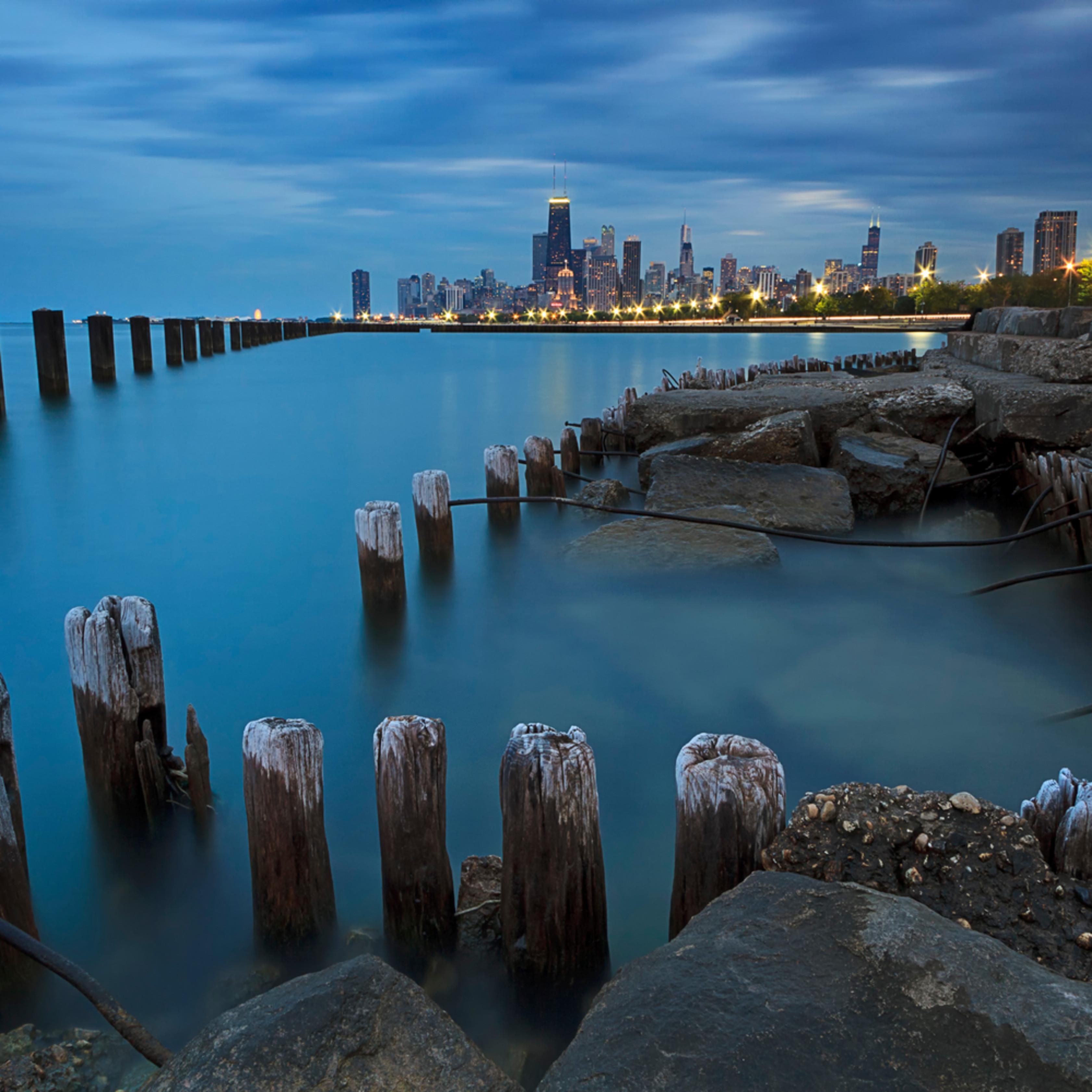 Chicago pillars print rspc7o
