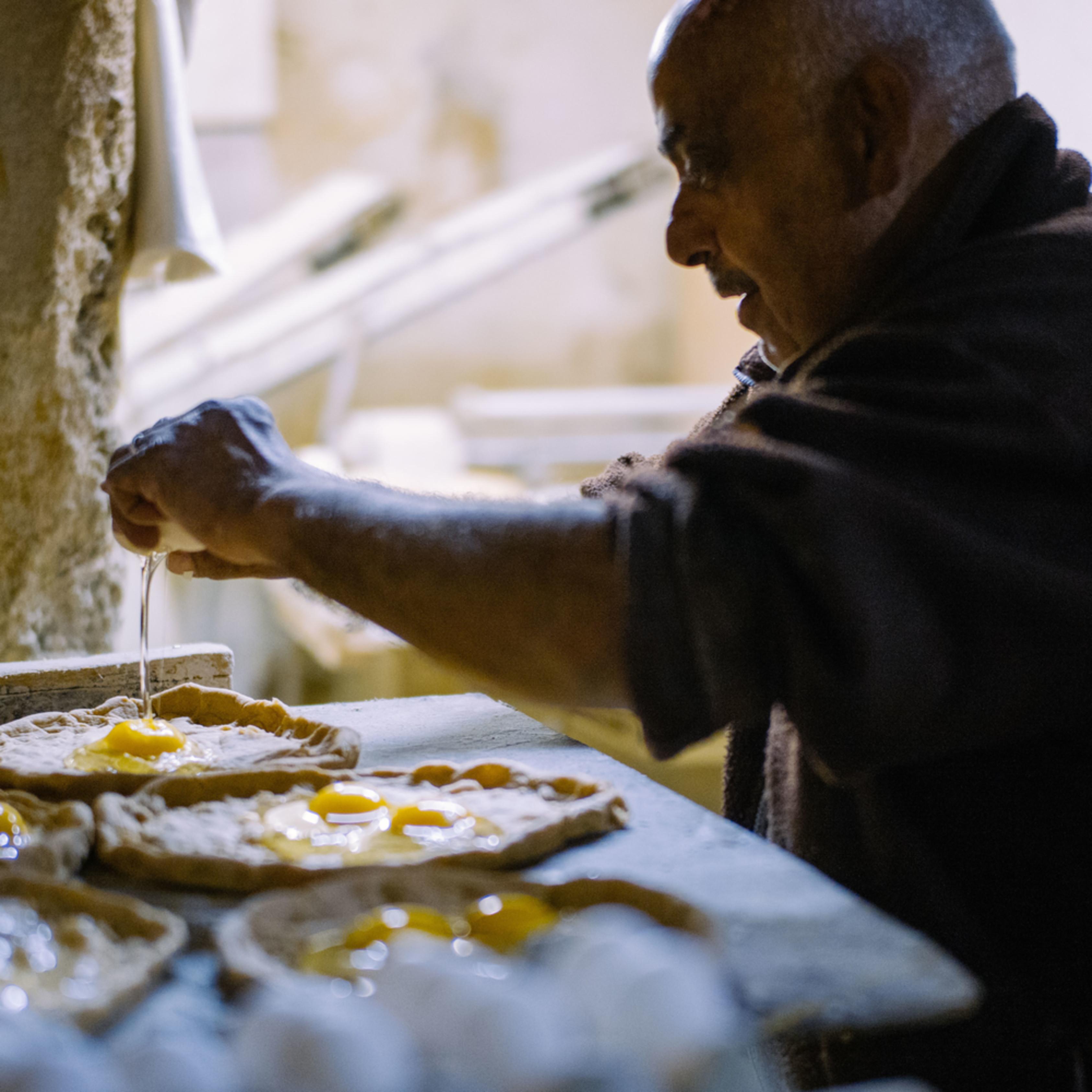 The baker fouelt