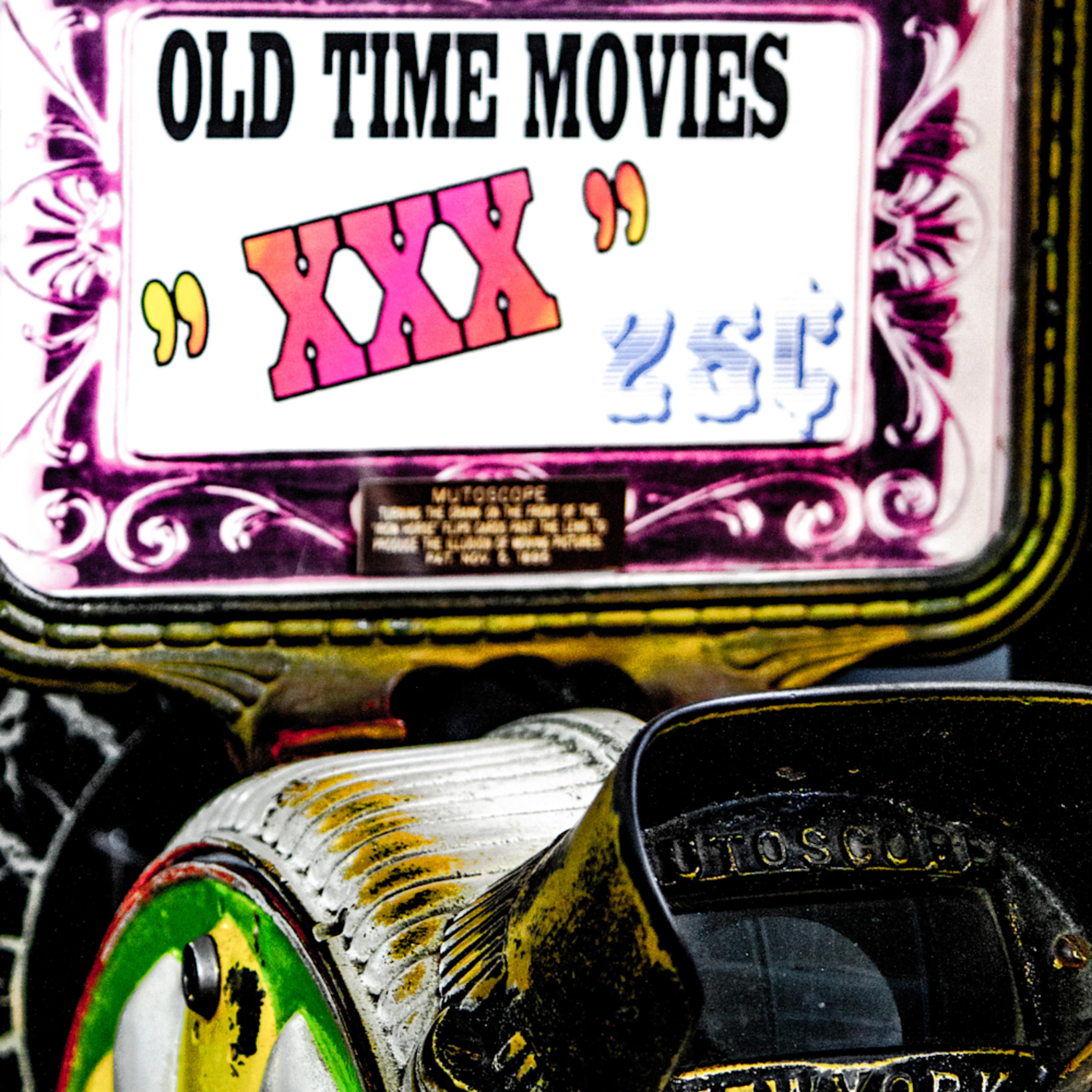 6144 old time movies mutoscope cdqstv