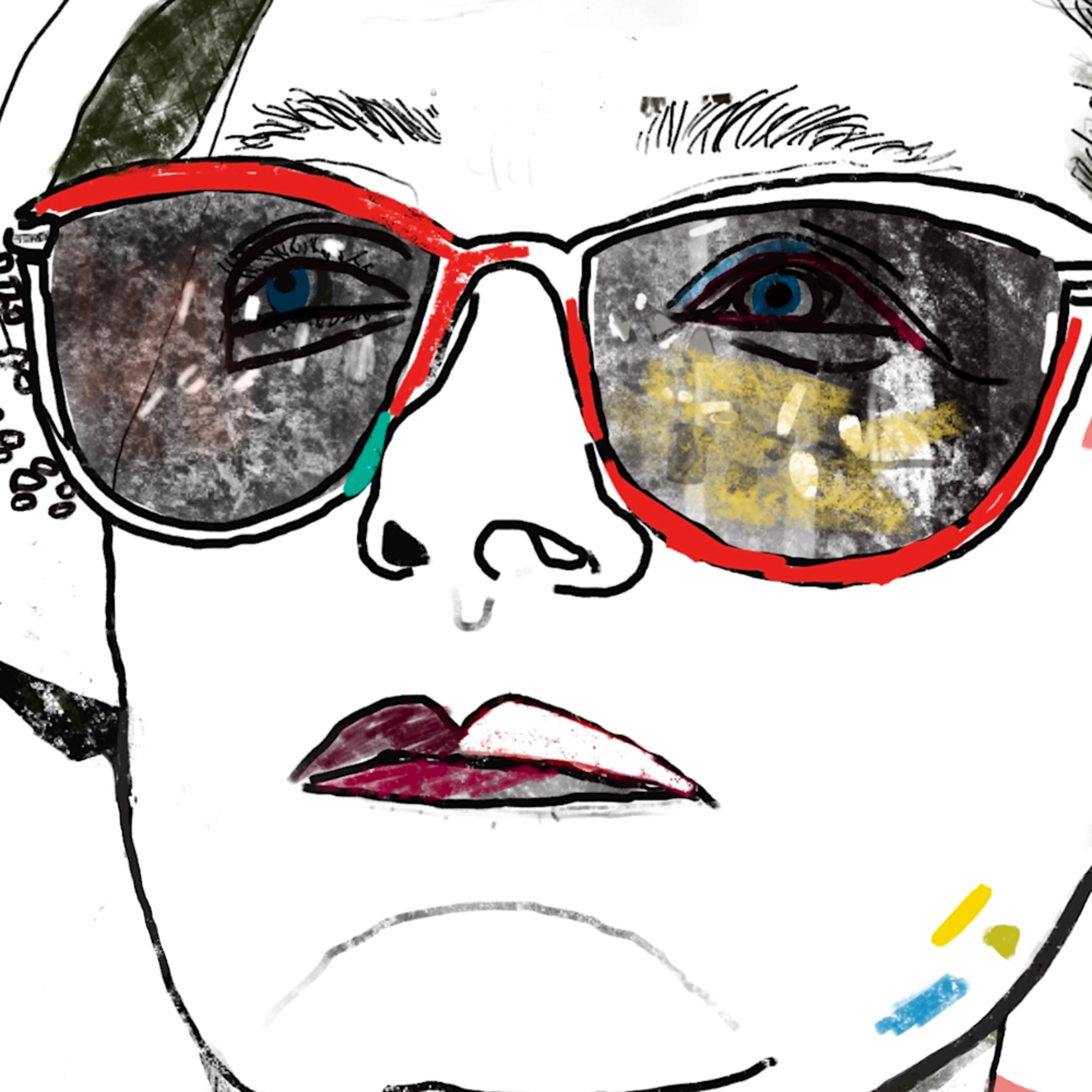Cerris in colored glasses sjggw8
