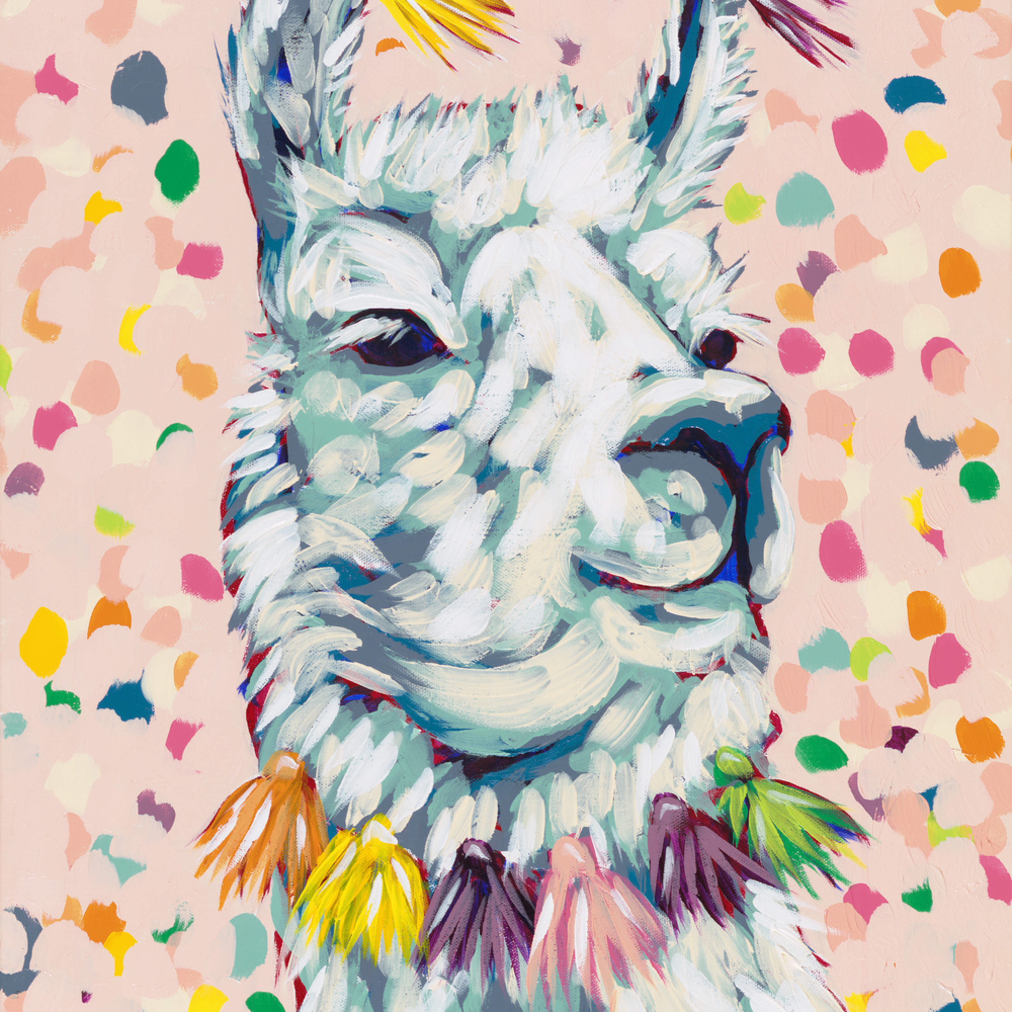 Jodi augustine drama llama pink asf vlxstz