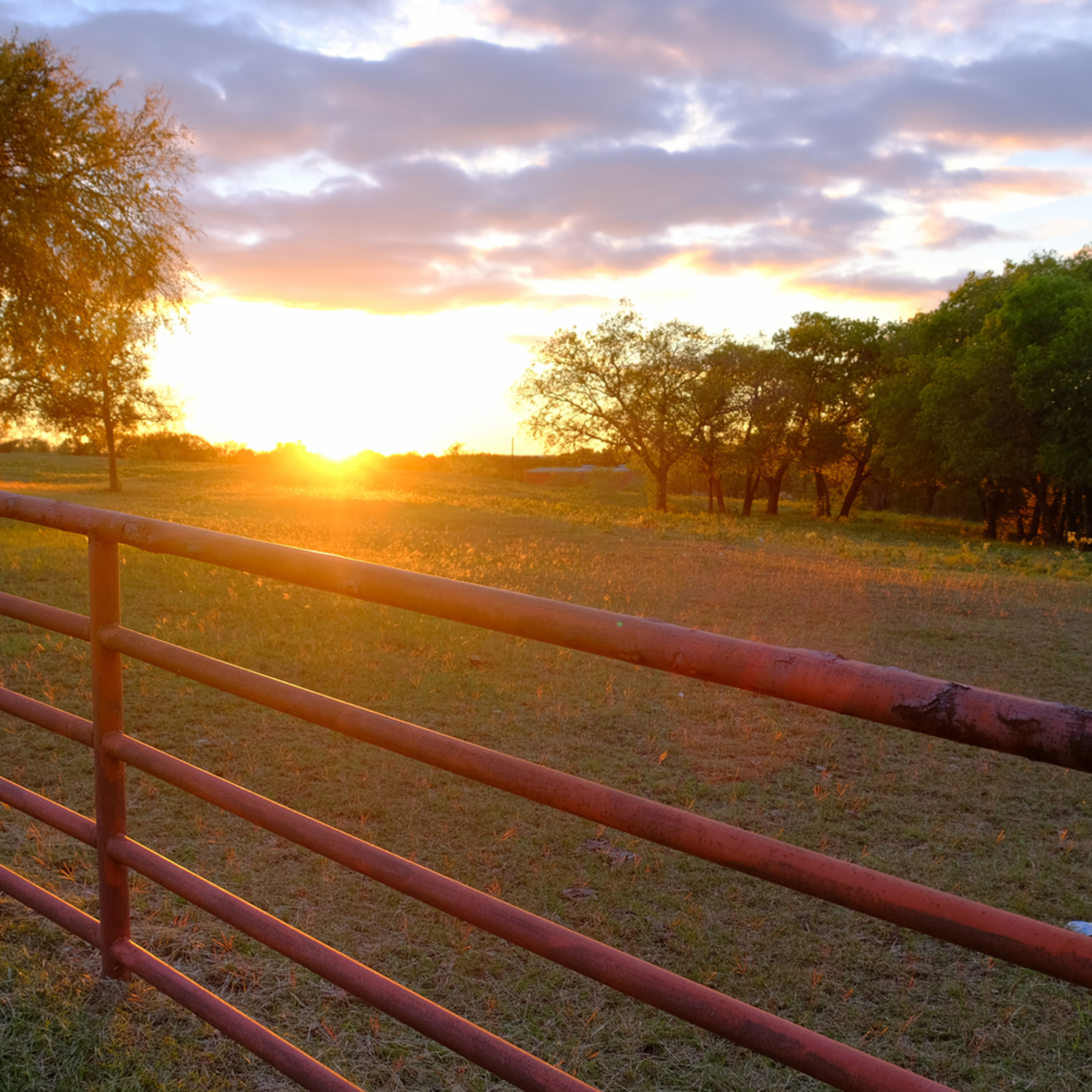 Sunset over texas 36 zefu1b