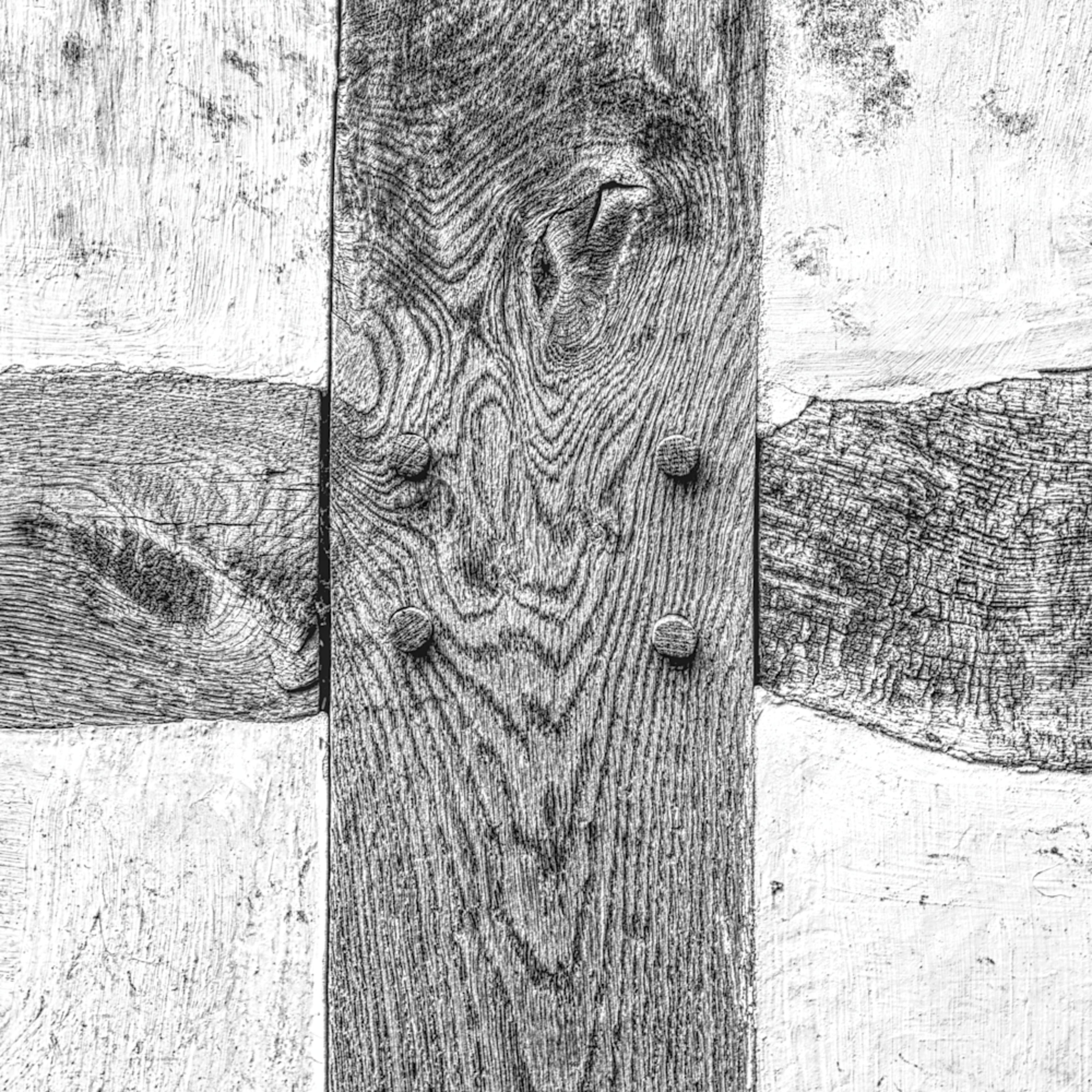 Wood 4 b w vbryrz