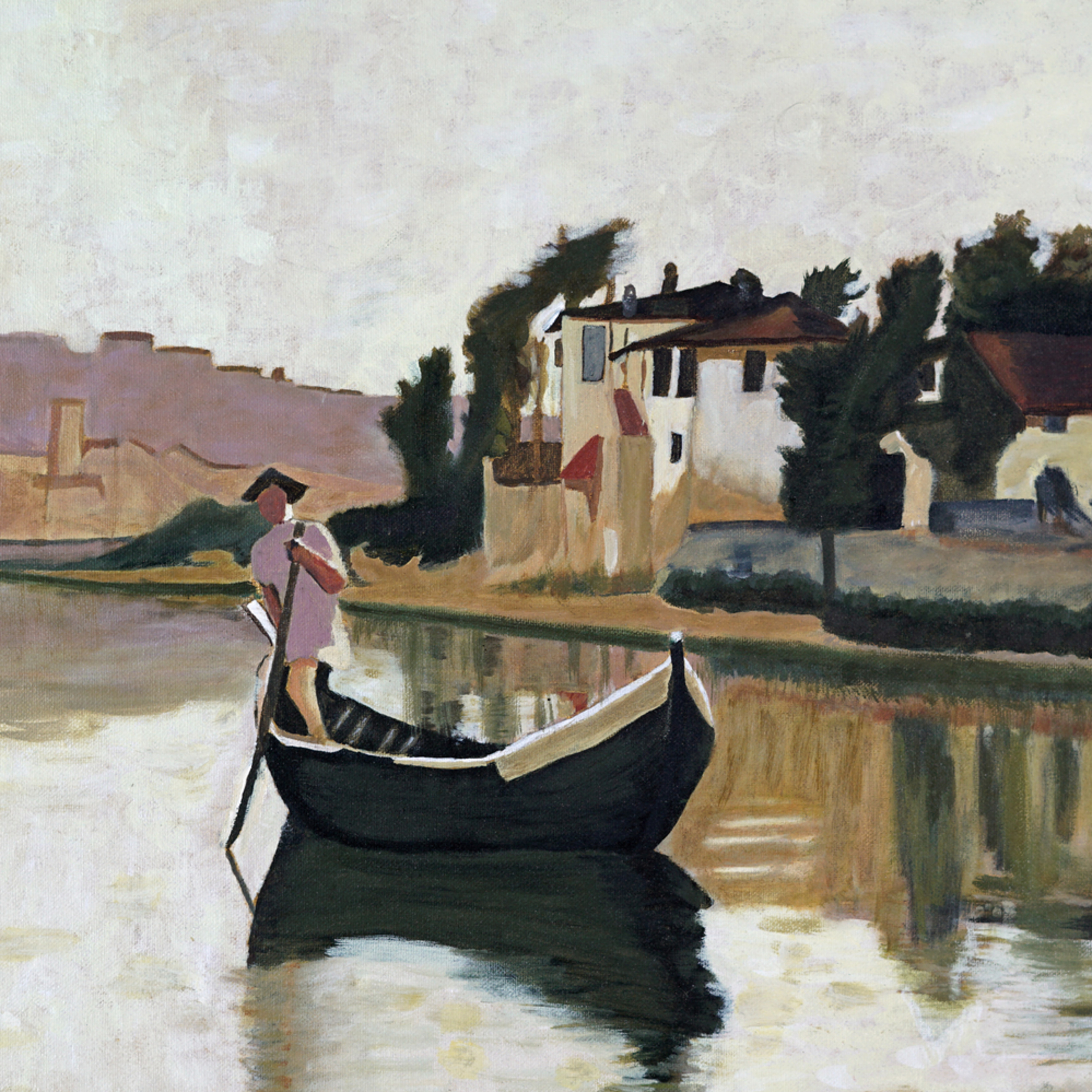 The boatman rosalia touchon kuytrl