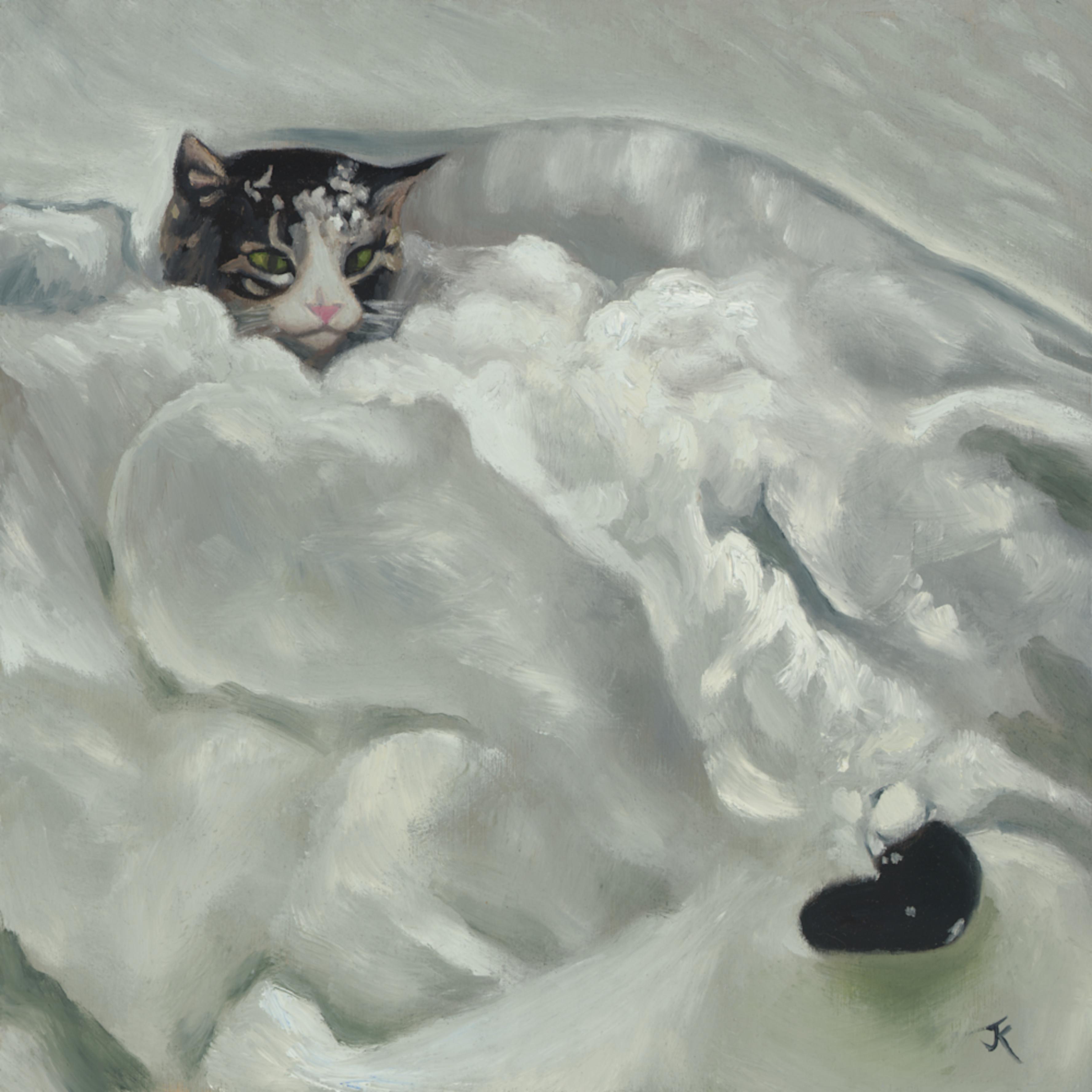Kitty in snow rgb okvyfs