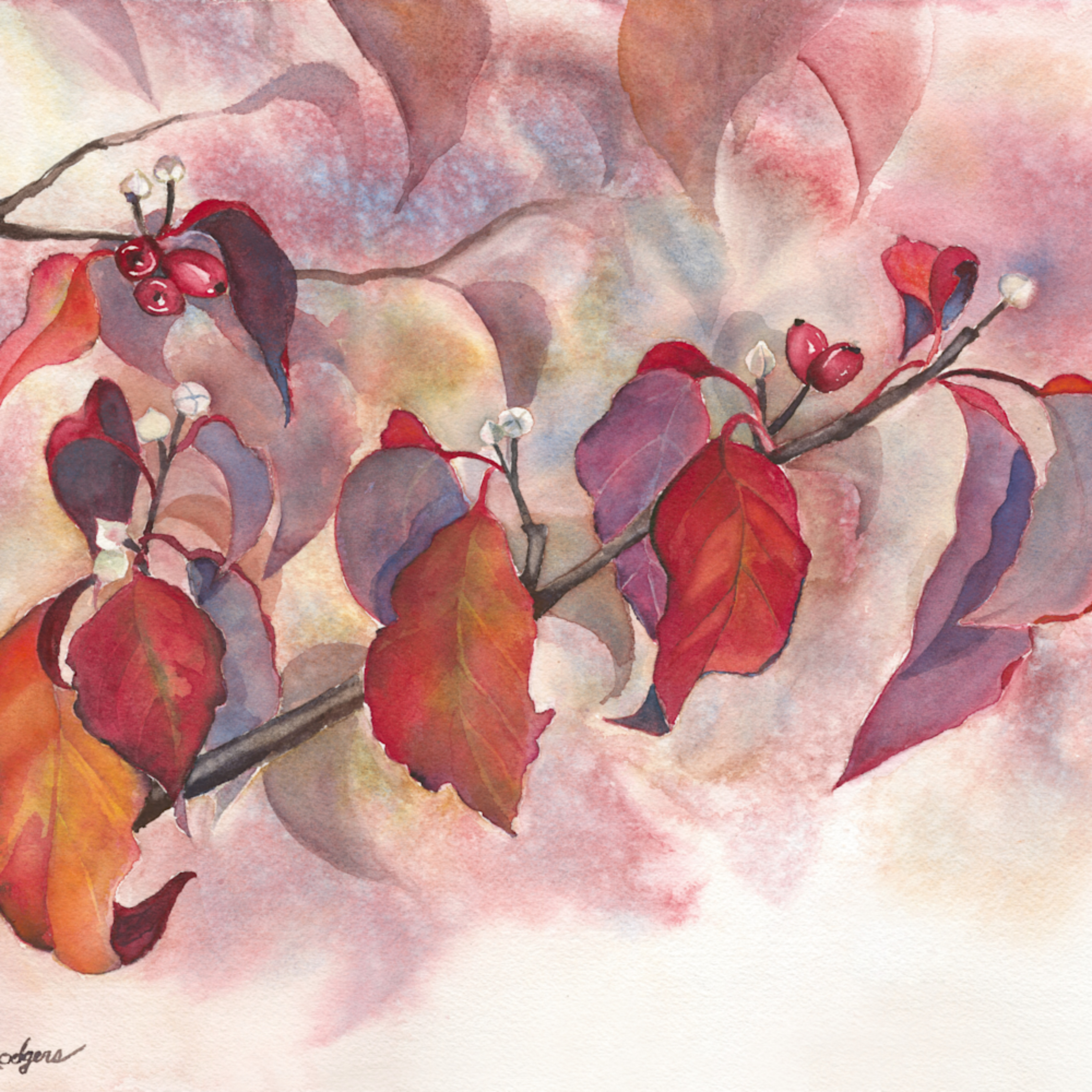 Dogwood fall highres xezeik