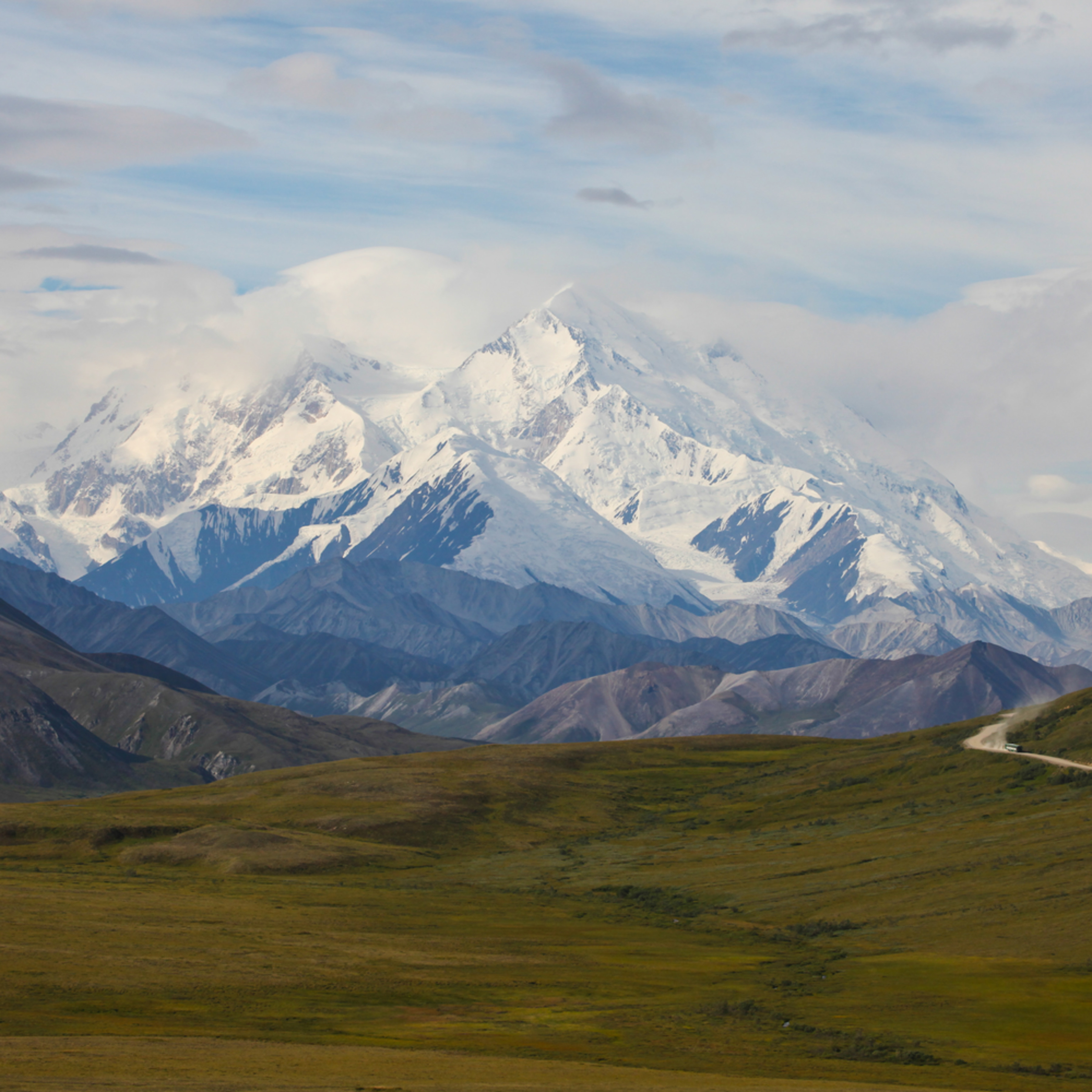 Mount denali national aprk mountain alaska gksysg