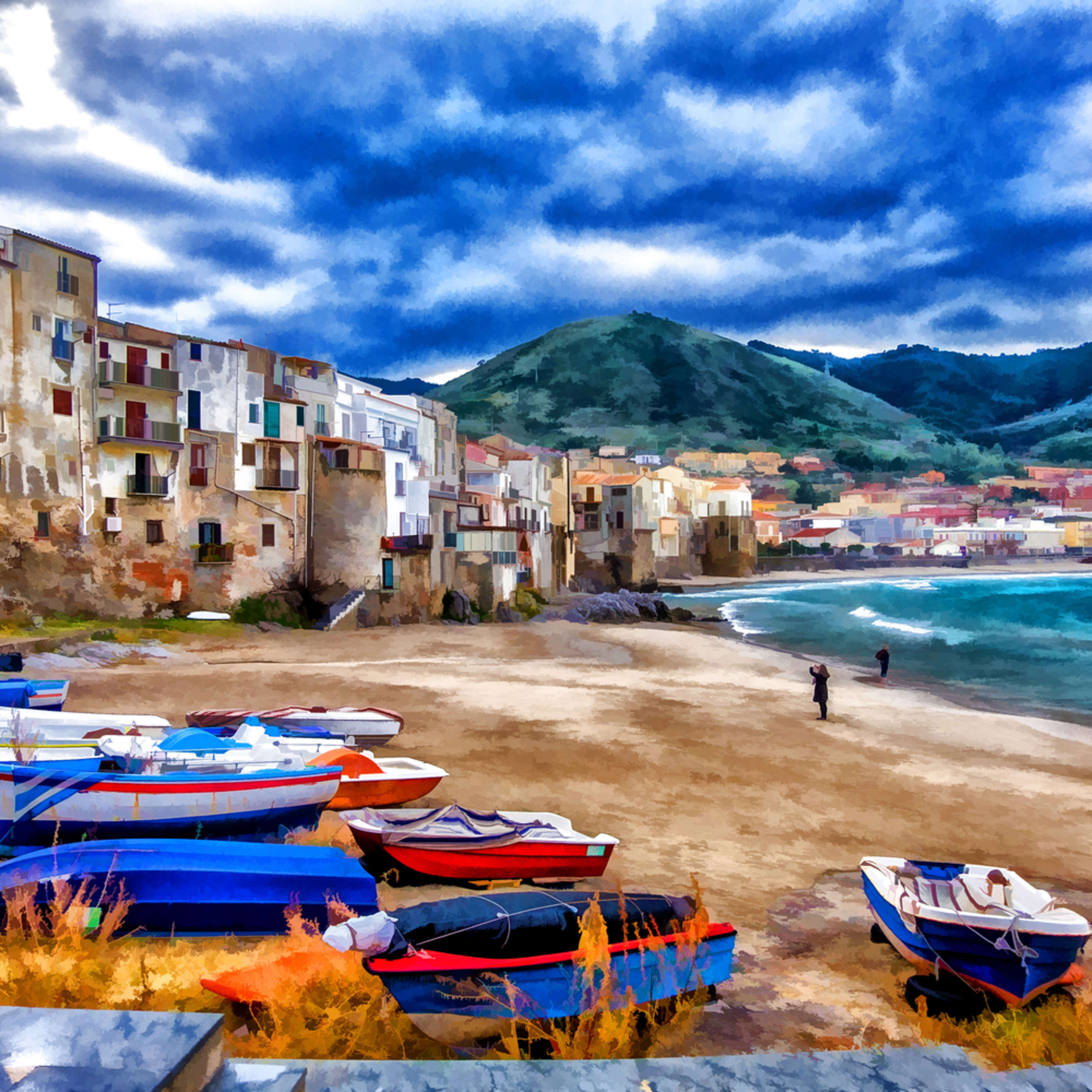 Waterfront at cefalu 12x18 gs9qcy