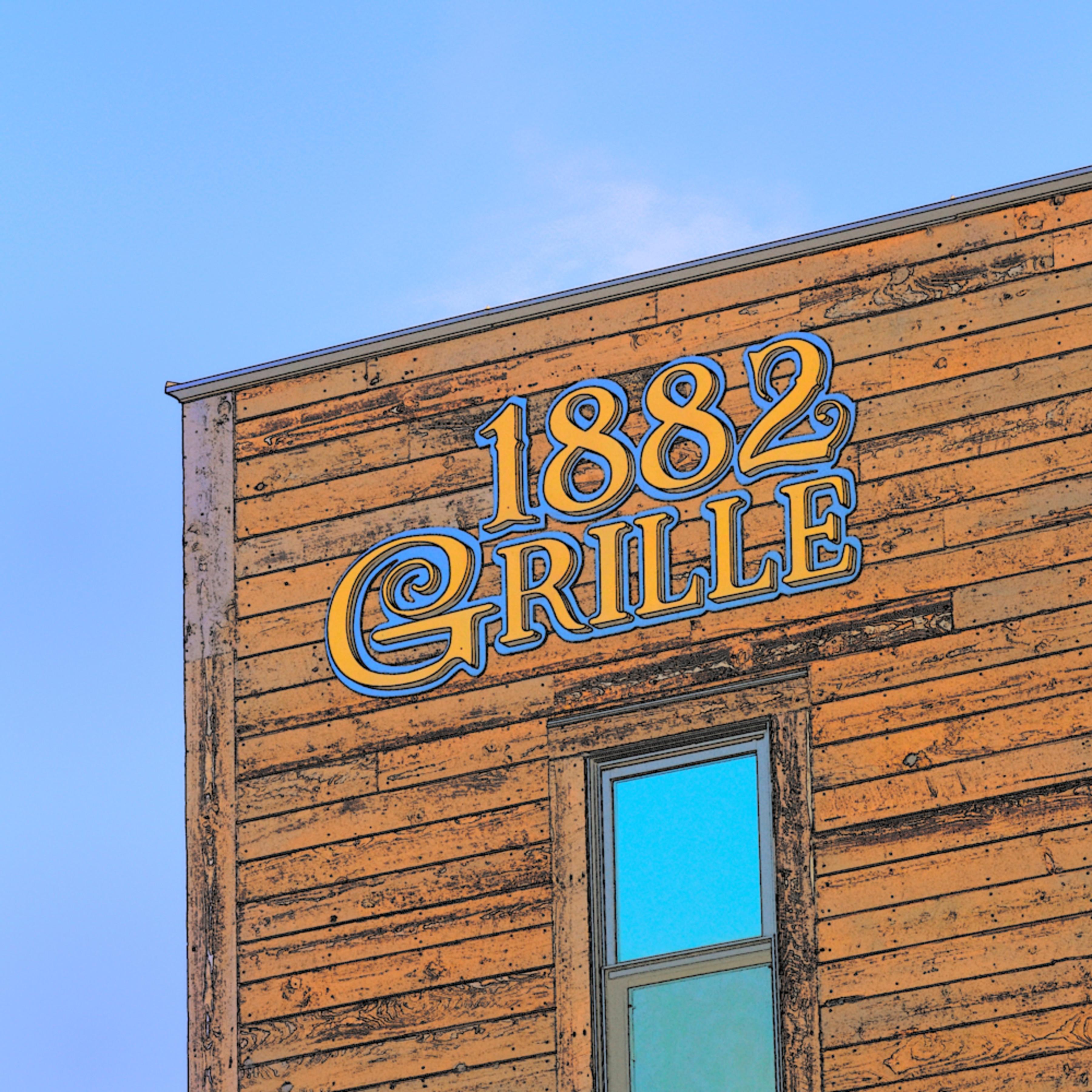 1882 grille graphics window n0icrk