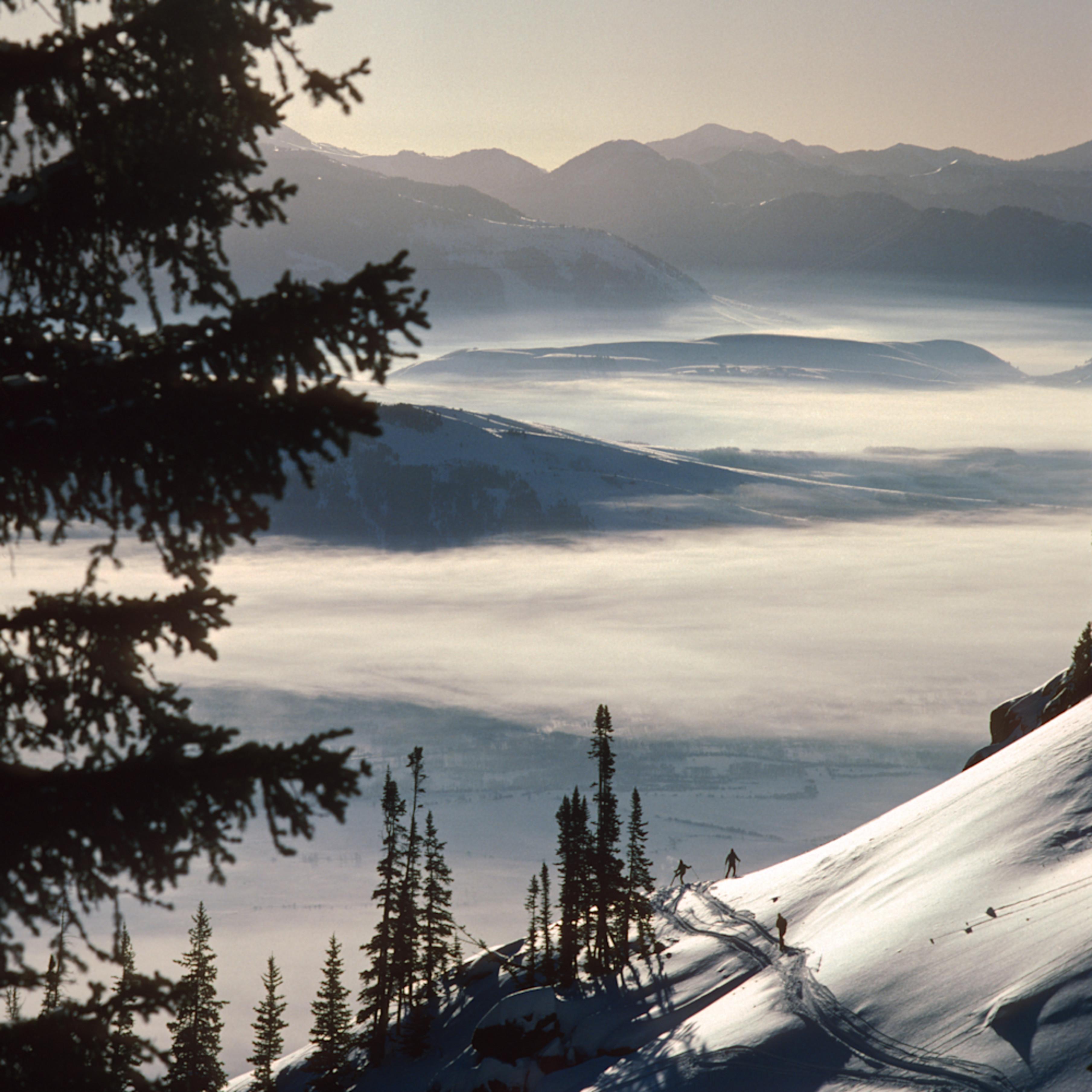 Green river jackson hole ski patrol cb urbaur