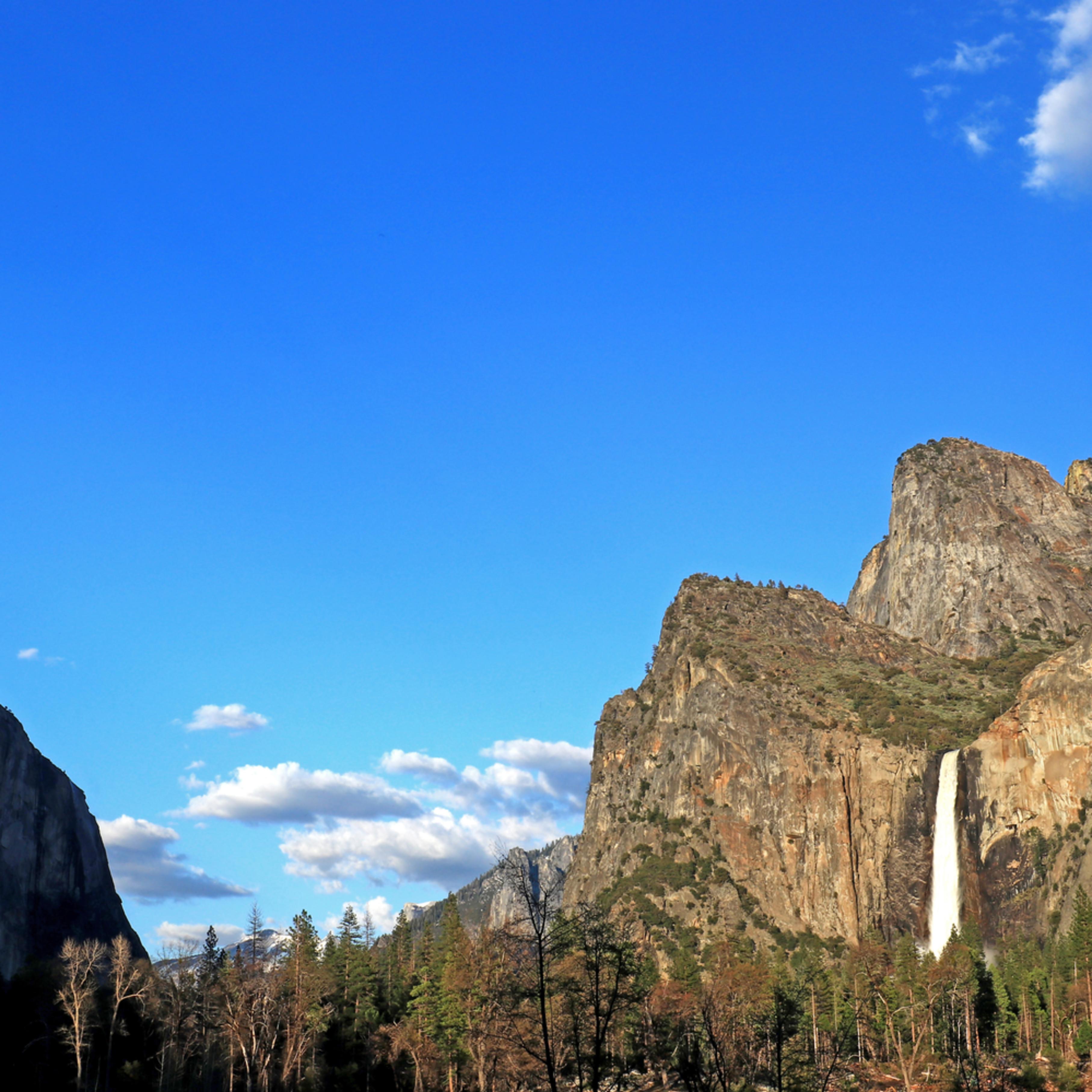 Yosemite sunset at valley view wap2k8