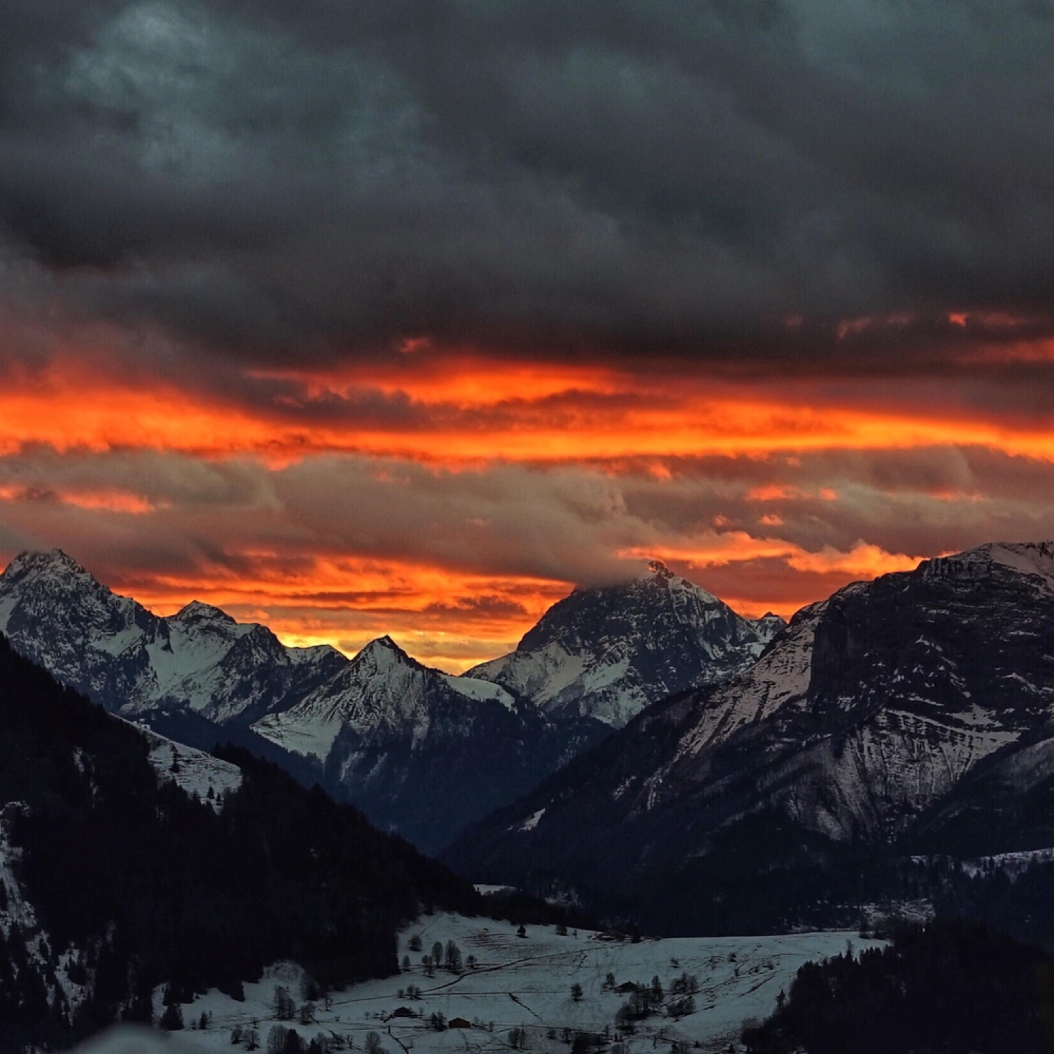 Swiss skies j75pph