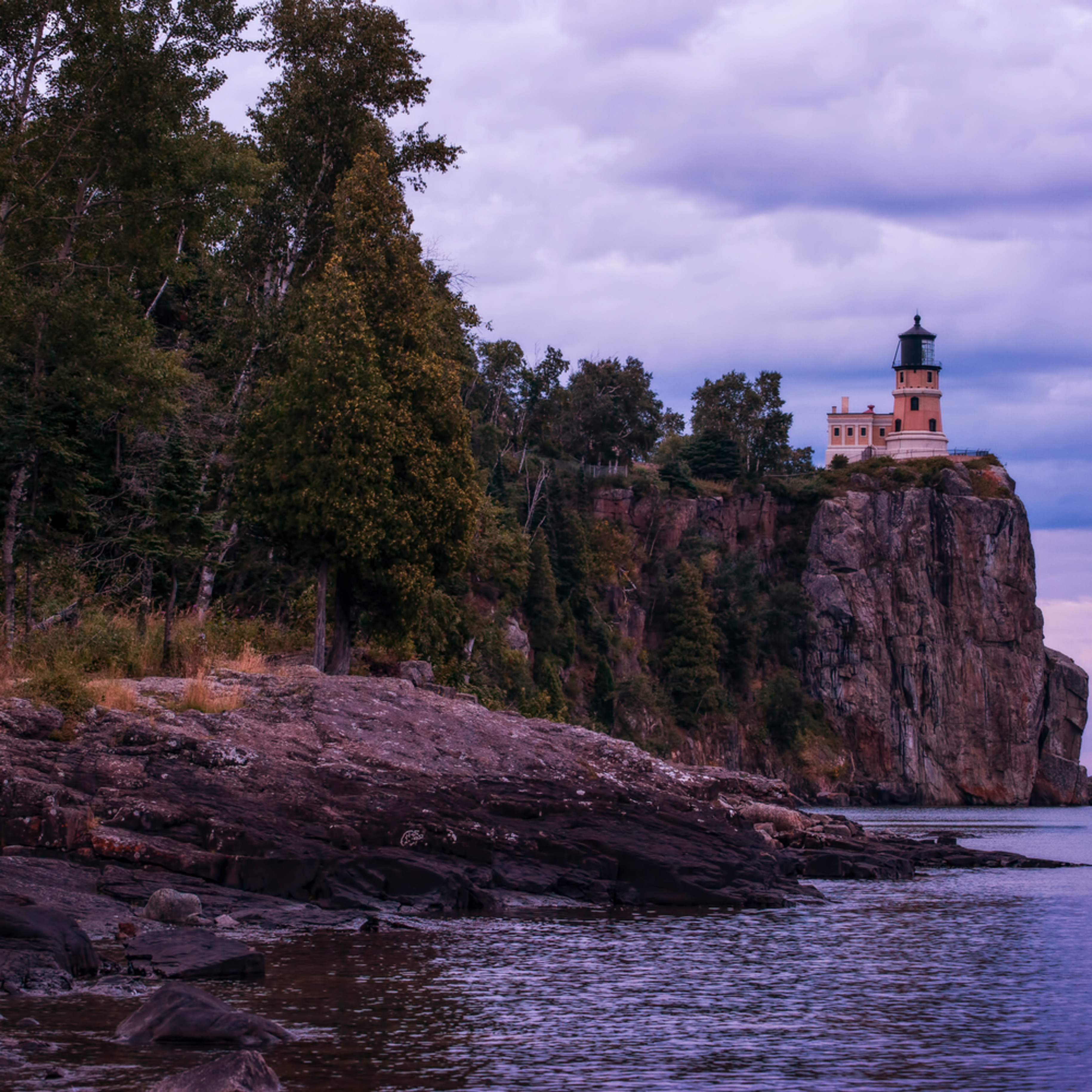 Splitrock lighthouse wtdlgx