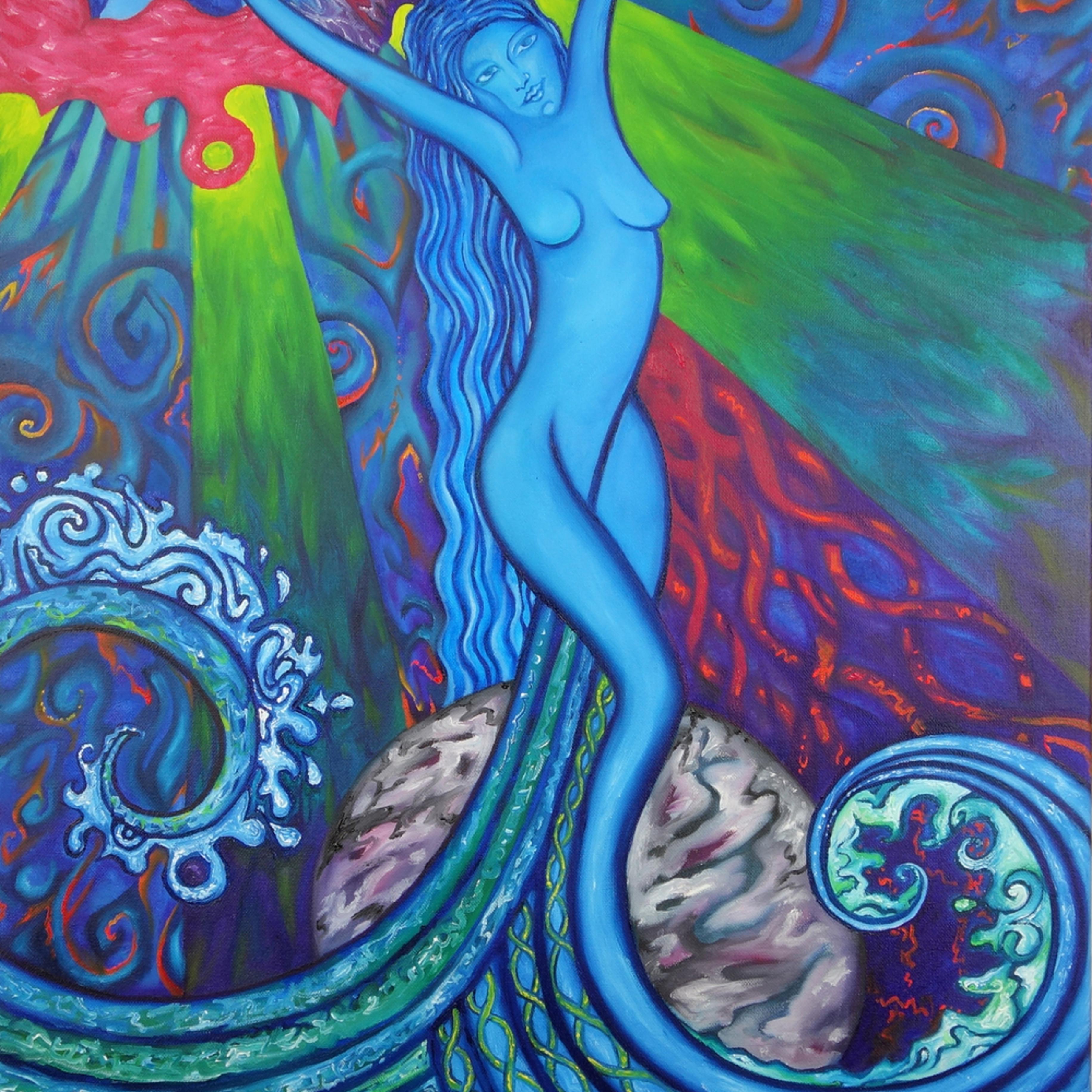 Water goddess asf vx90rf