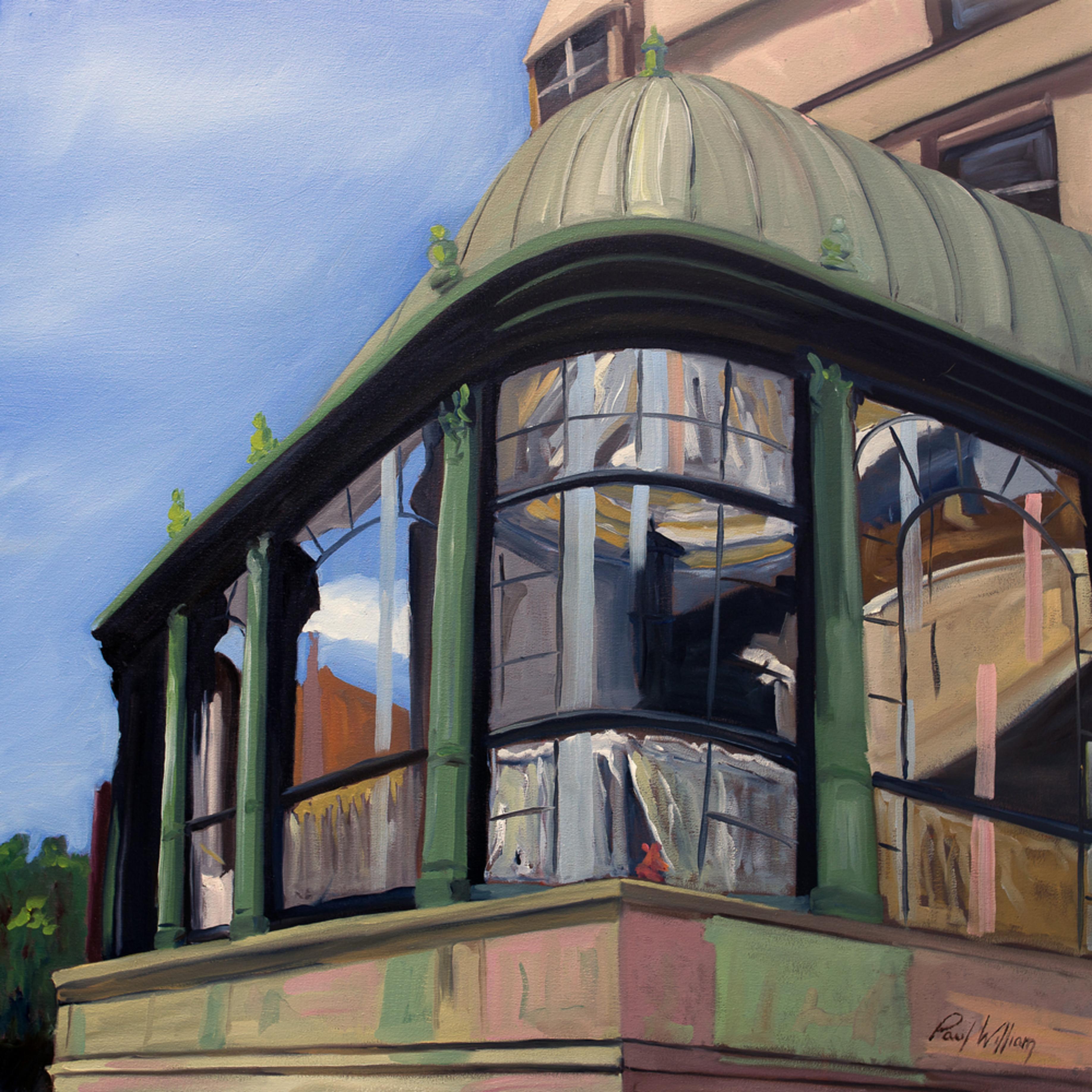 Burrage house solarium print k2qrmp