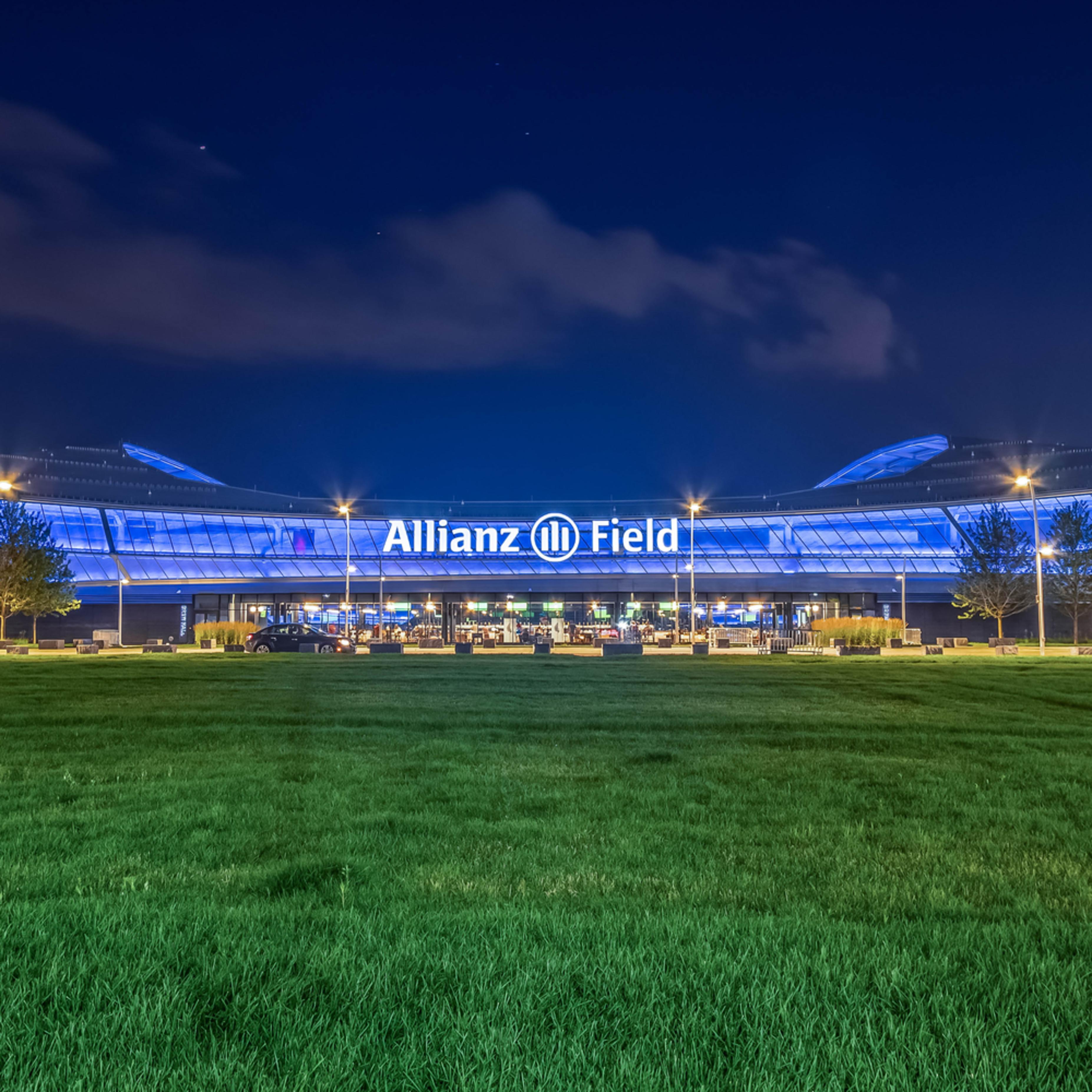 Allianz field saint paul oar9pn