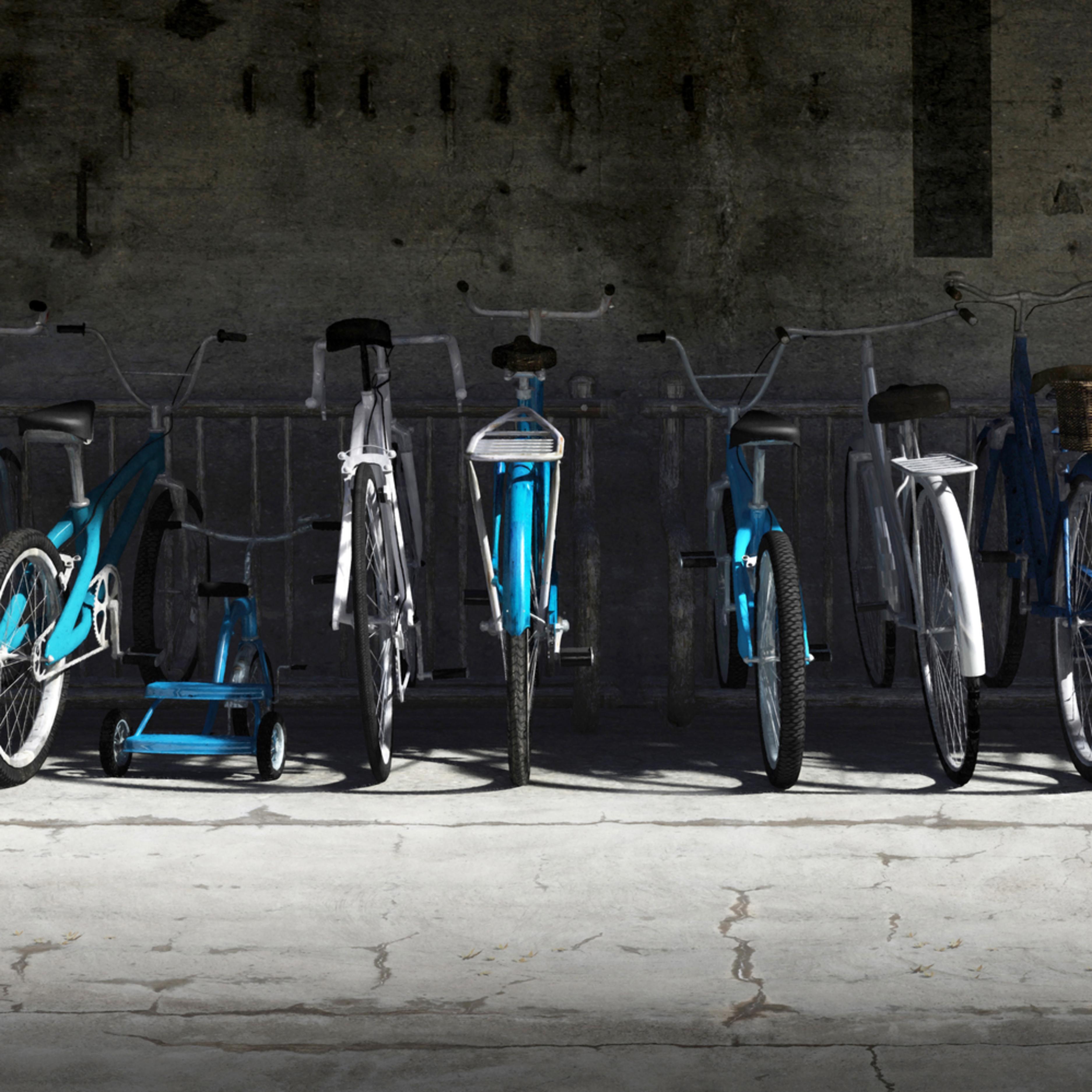 Cdecker bikerack blue 8000 advycv
