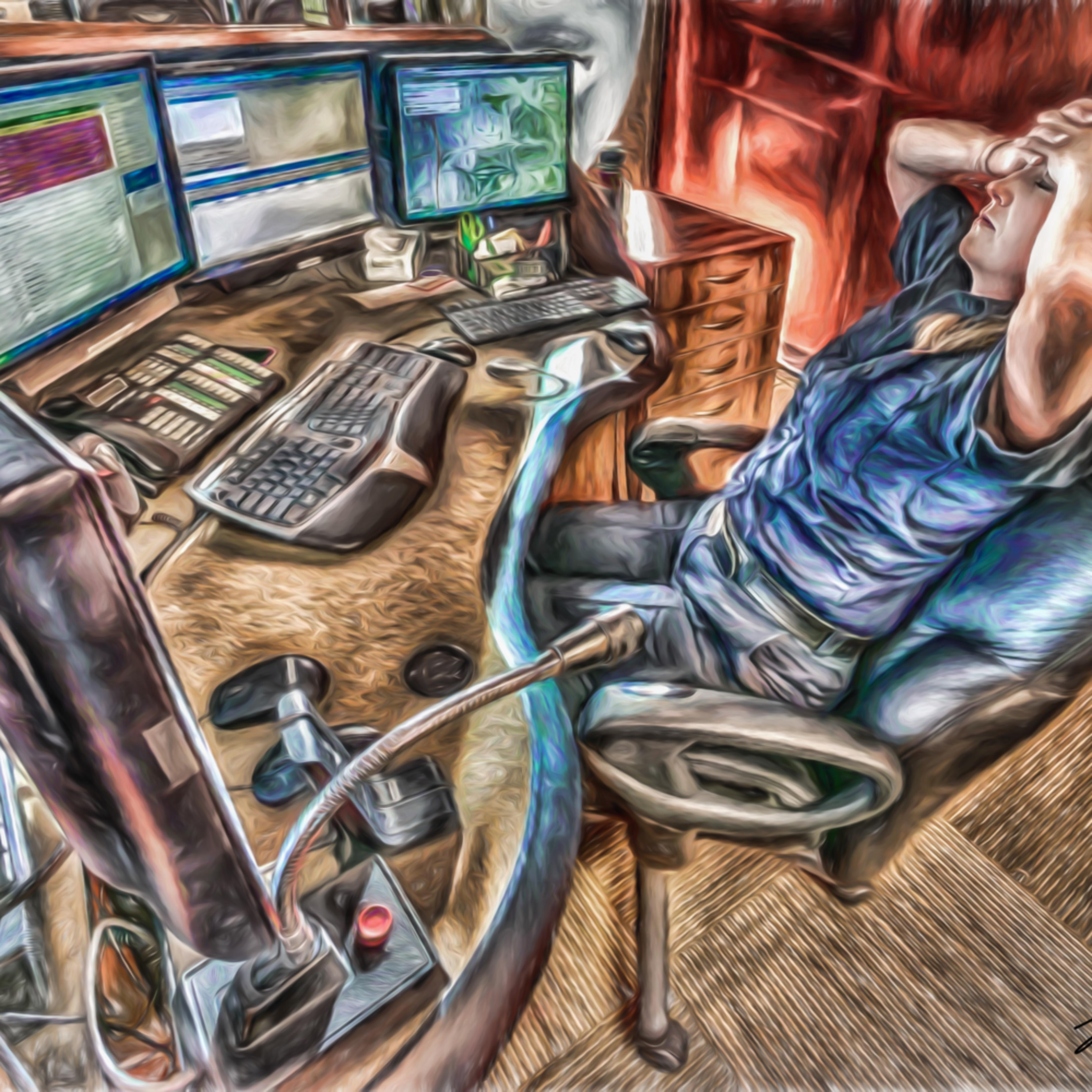 Dispatch paint qswzze